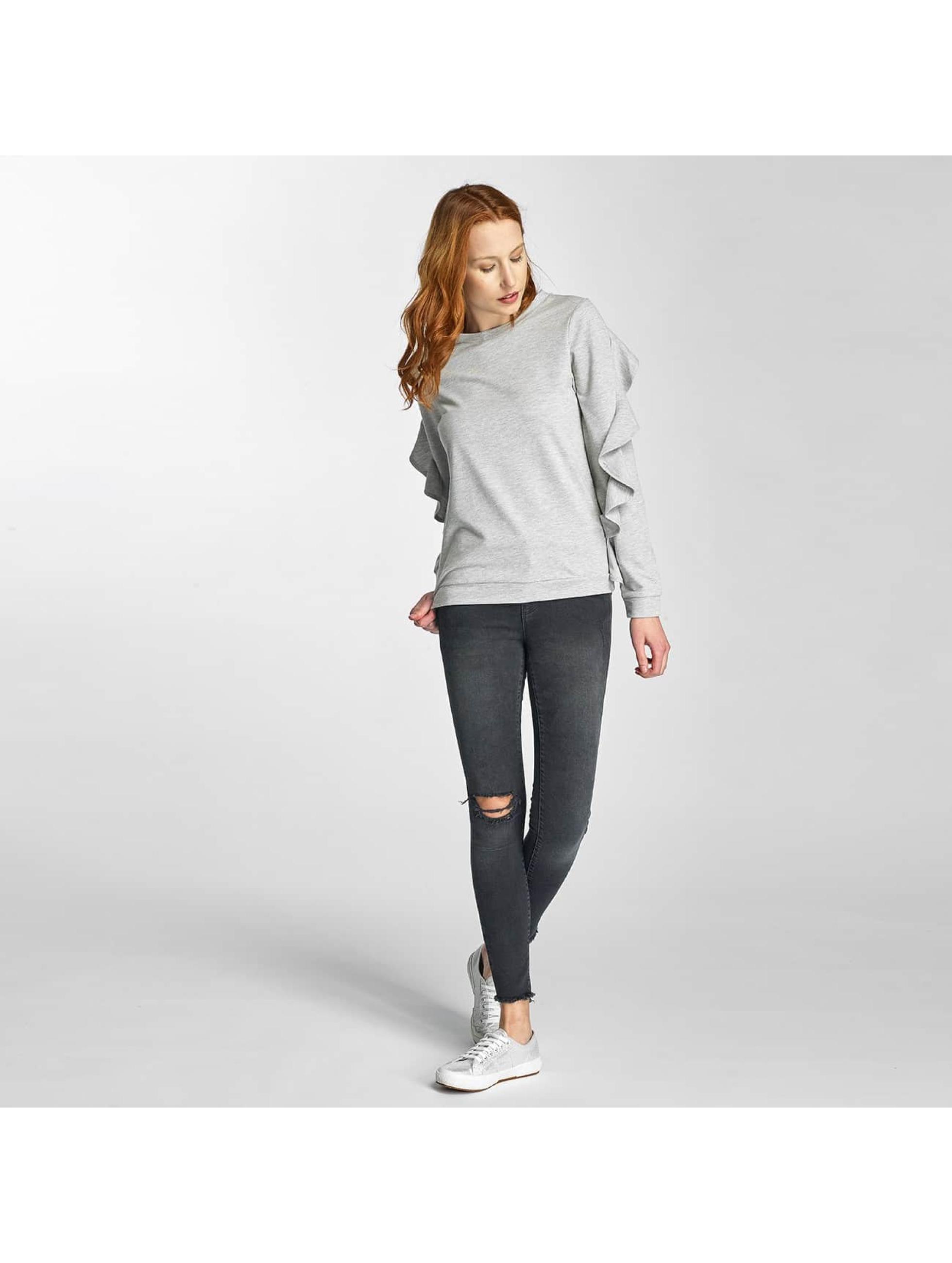 Vero Moda Pullover vmFrilly gray