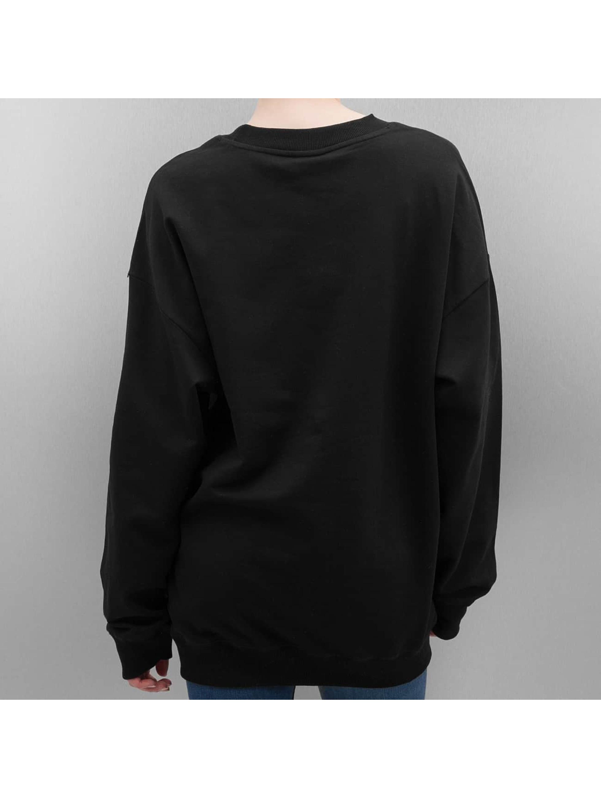 Vero Moda Pullover vmNico Oversize schwarz