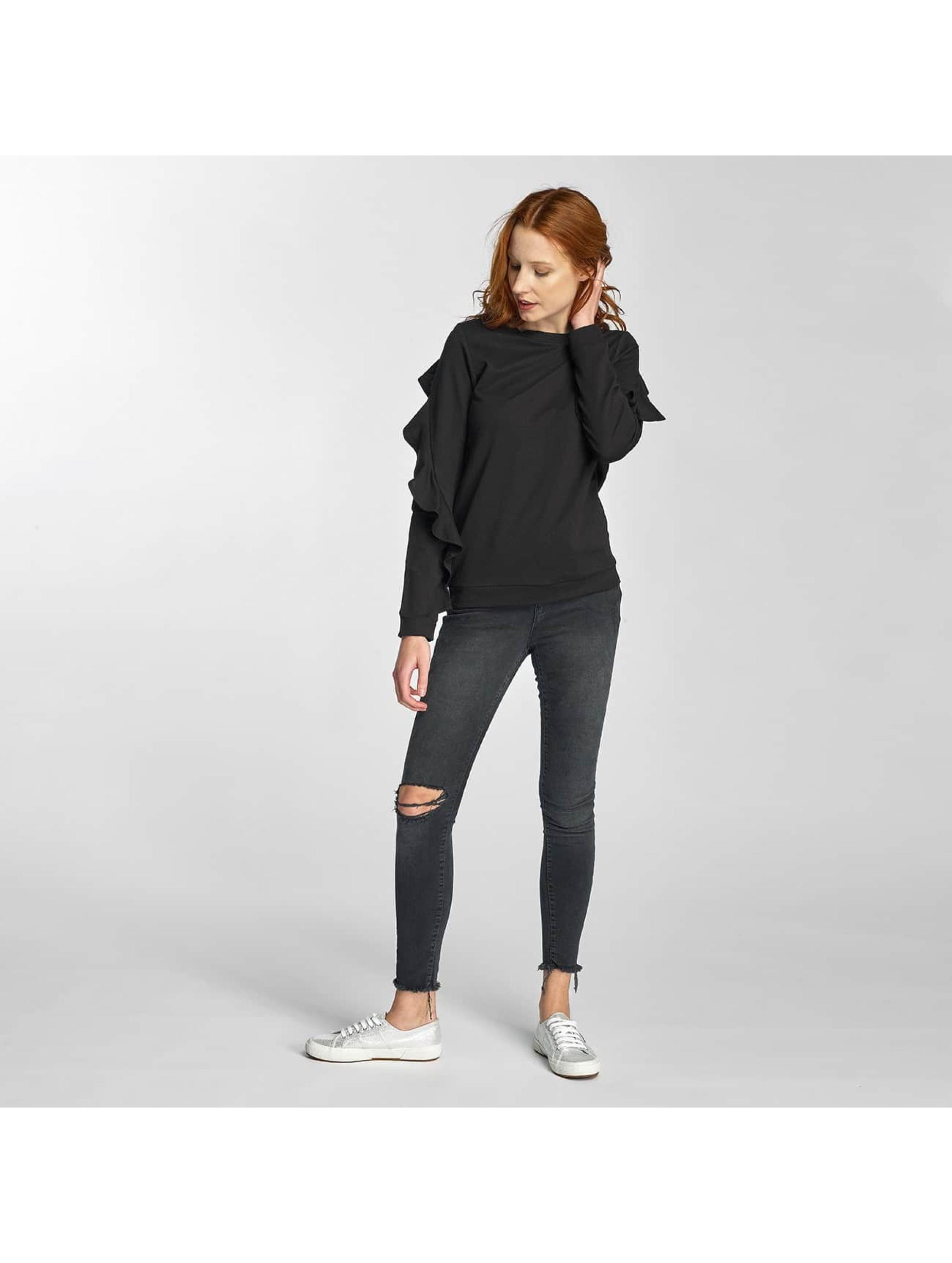Vero Moda Pullover vmFrilly schwarz