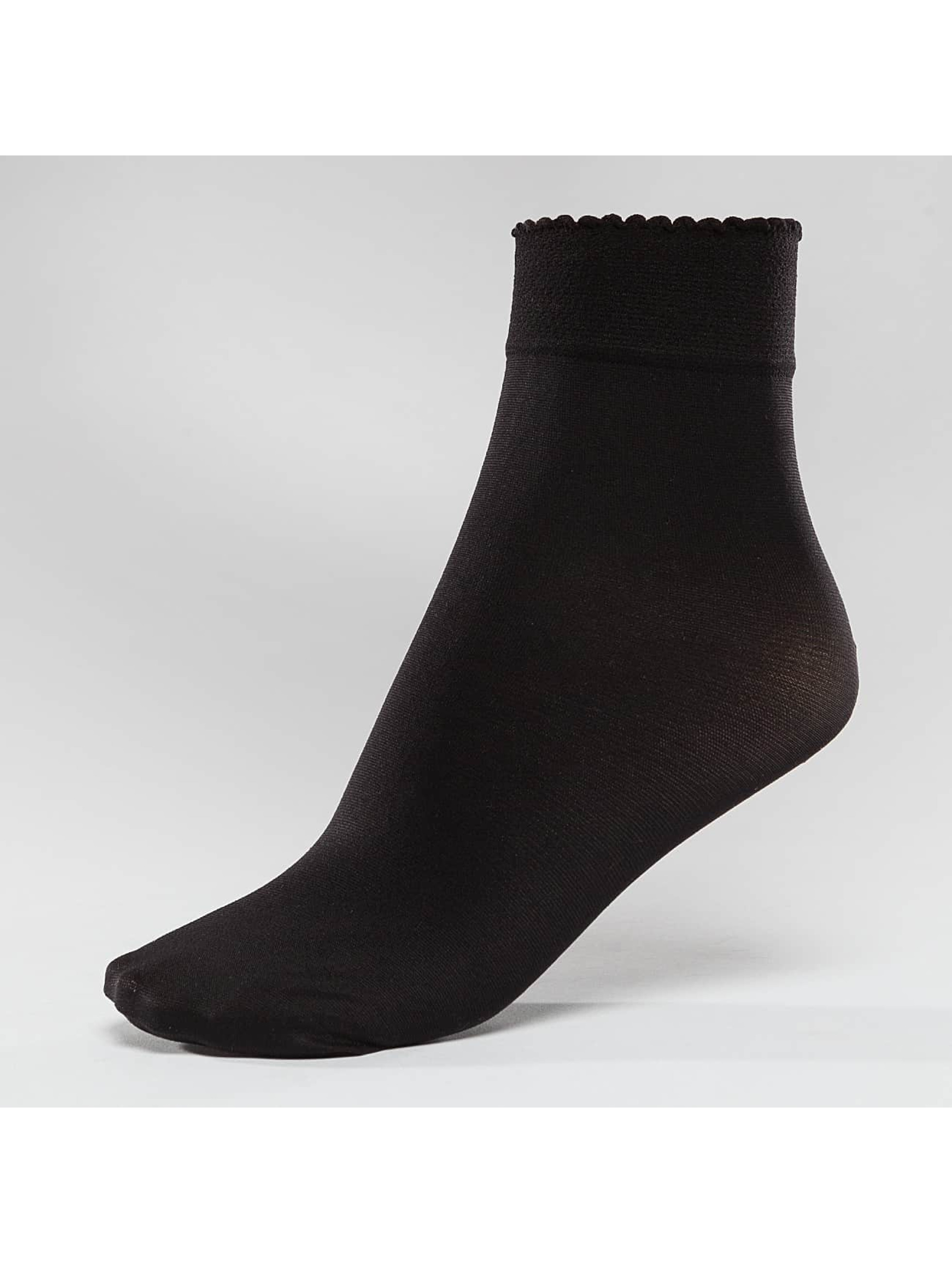 Vero Moda Skarpetki vmGwen 2-Pack czarny