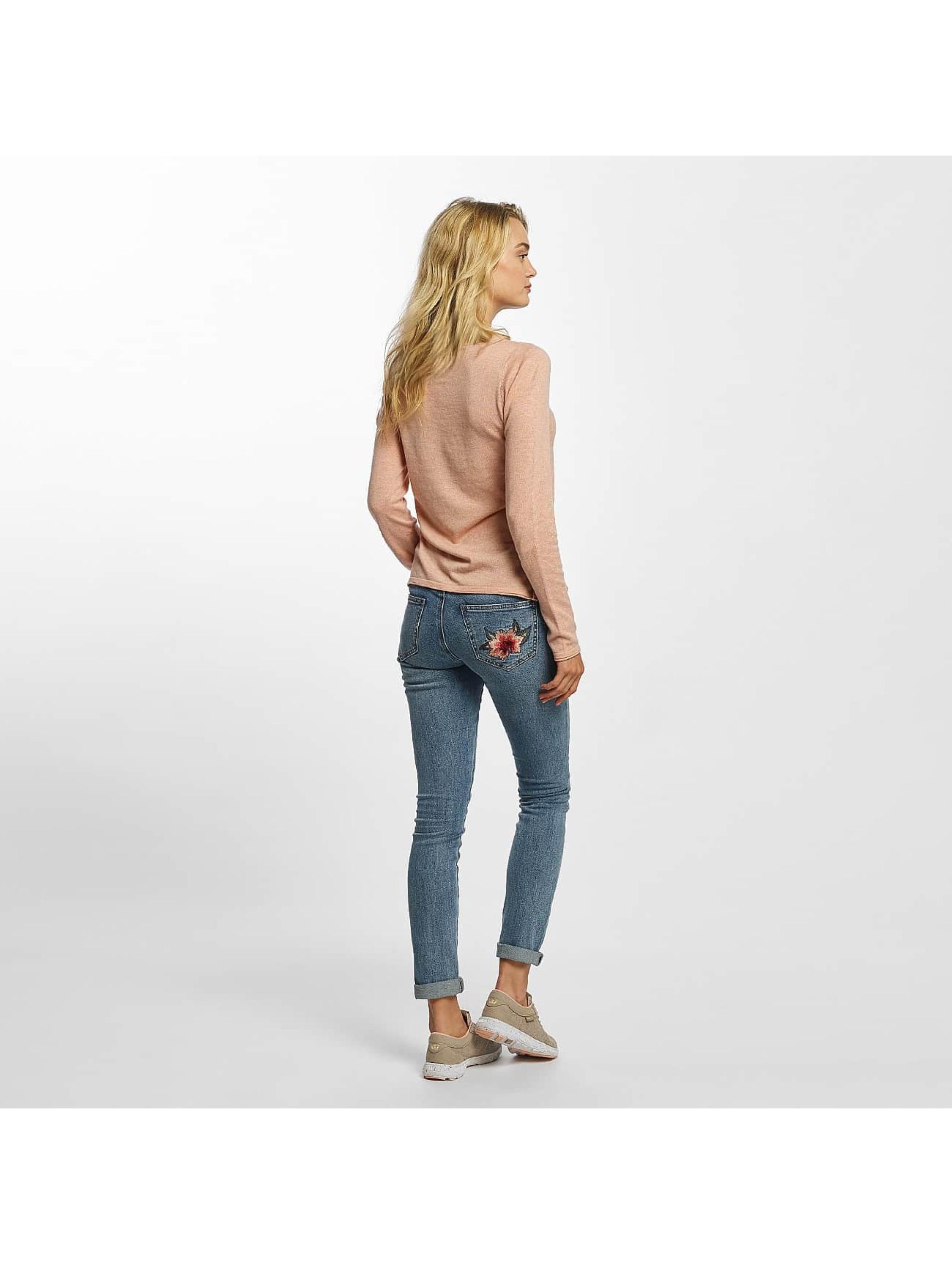 Vero Moda Skinny Jeans vmAdele Cigarette blau