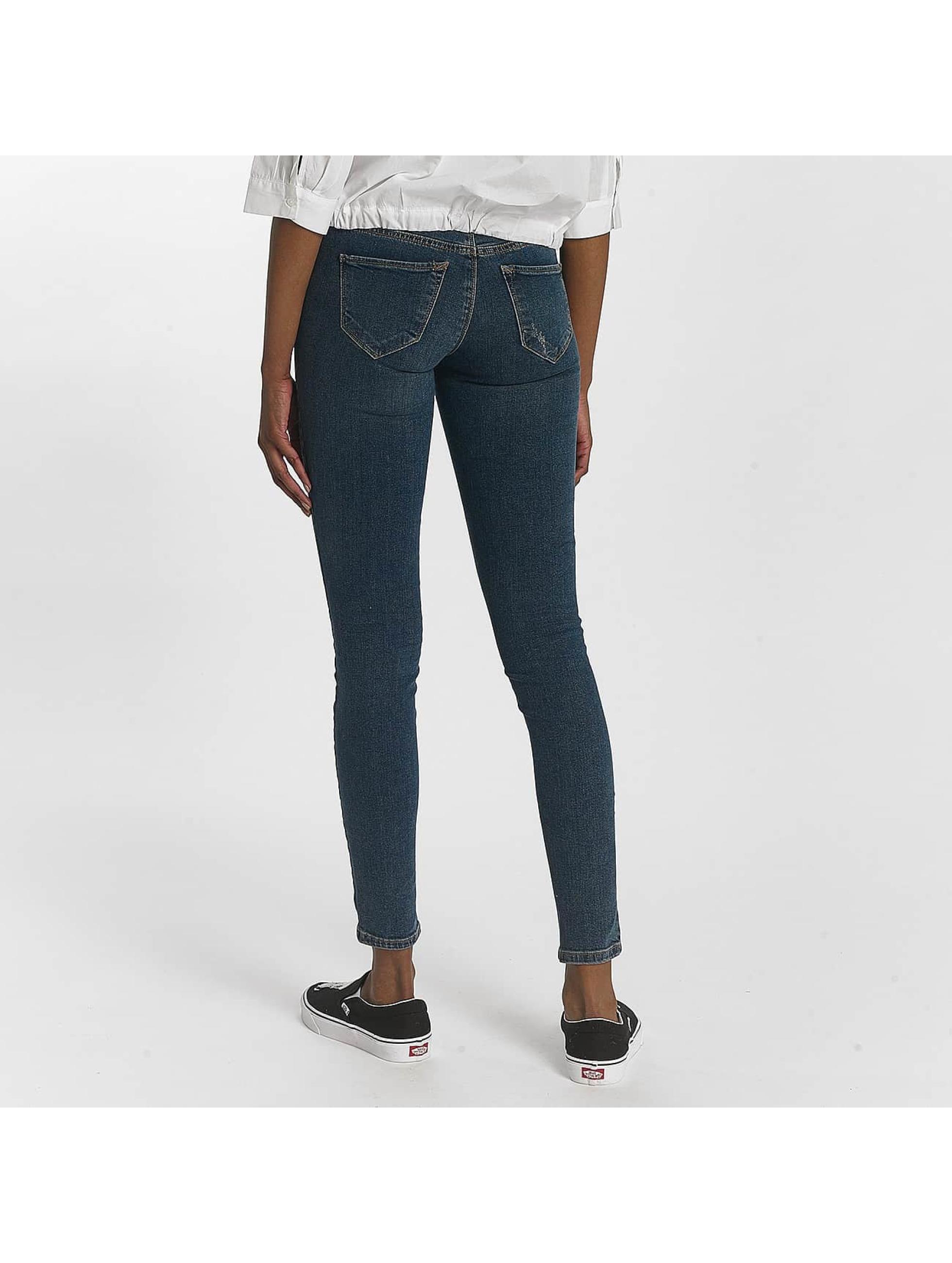 Vero Moda Skinny Jeans vmFive blue