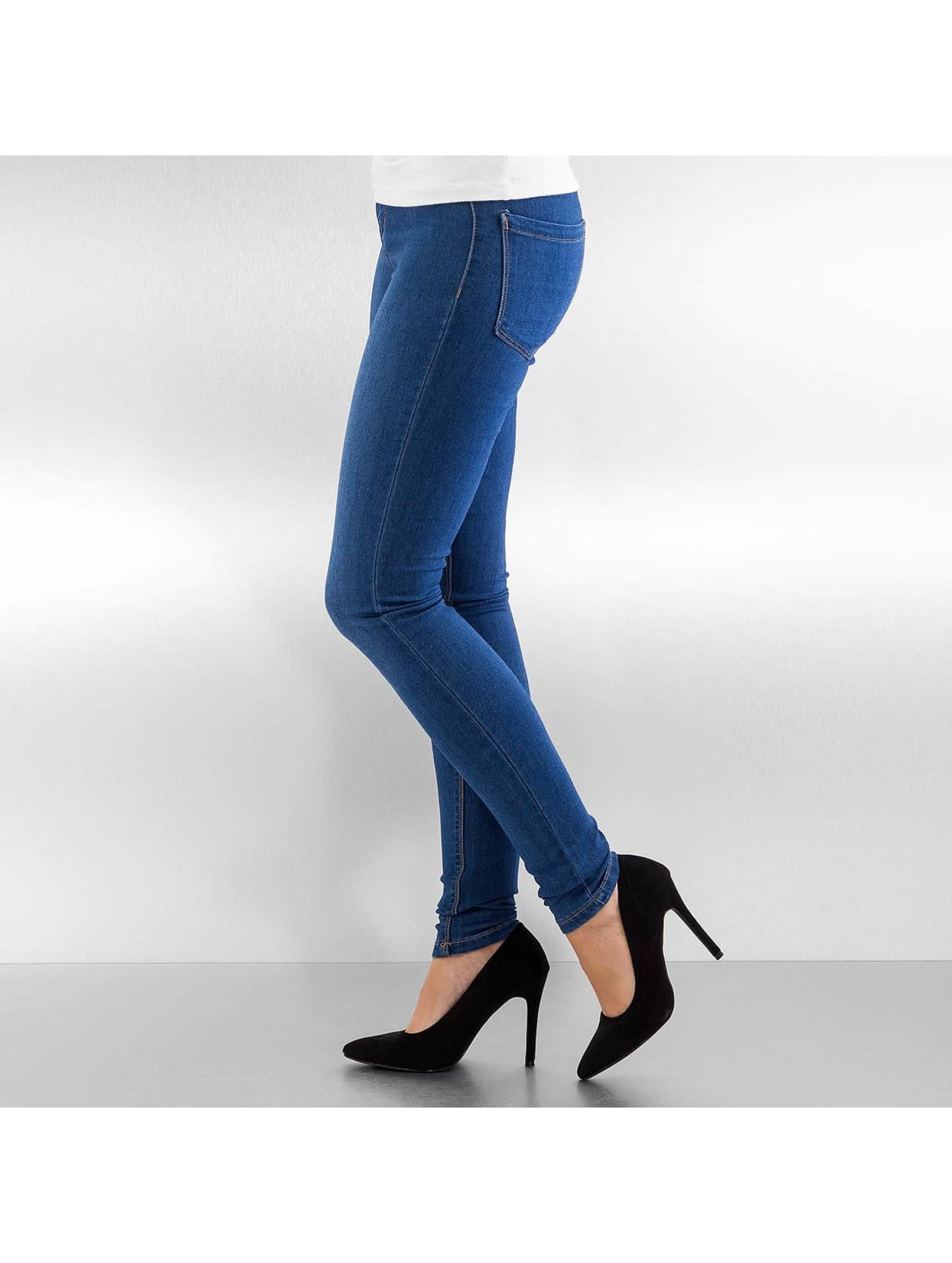 Vero Moda Skinny Jeans vmFlex-It niebieski