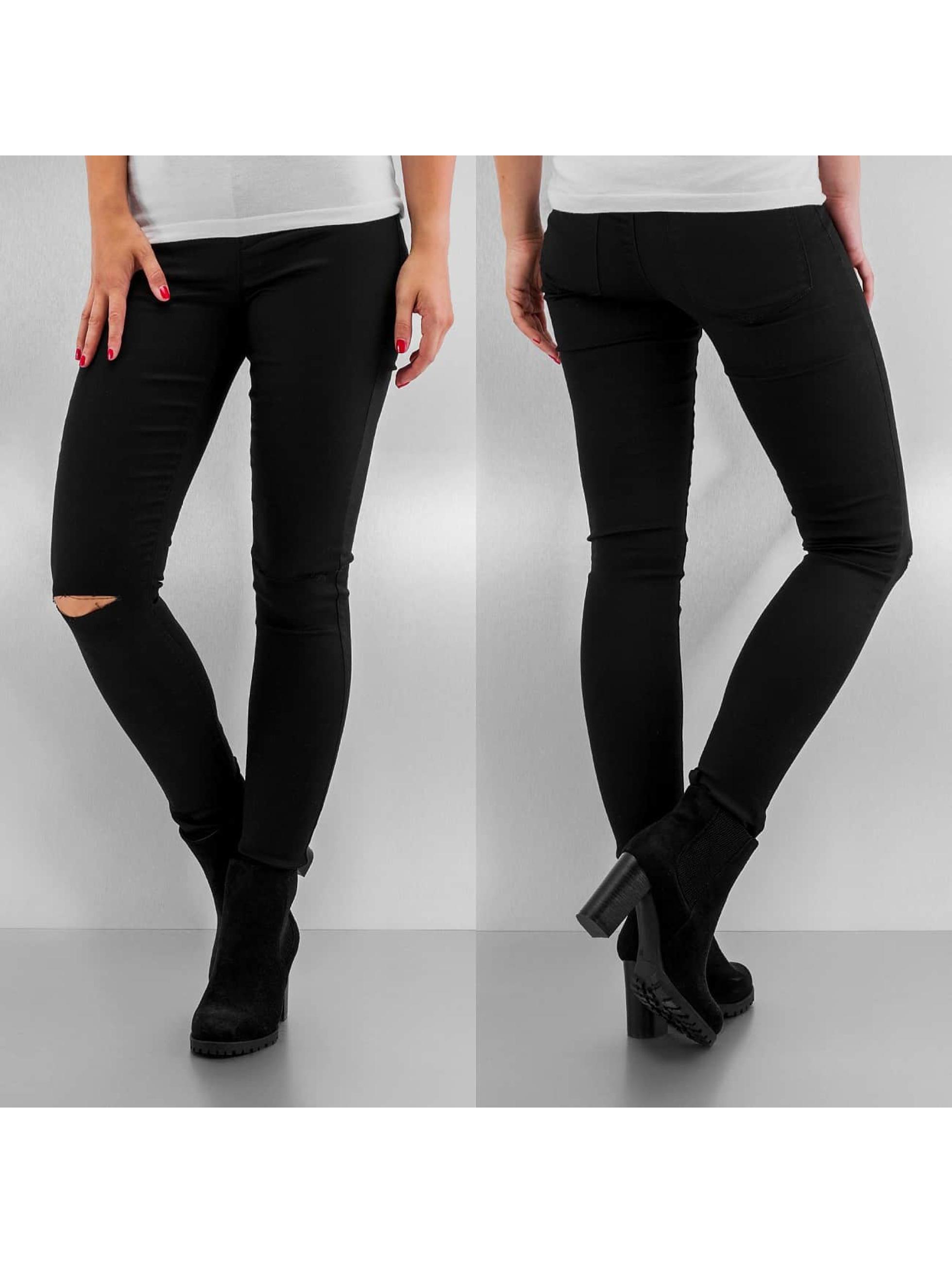 Skinny Jeans vmFlex-It in schwarz