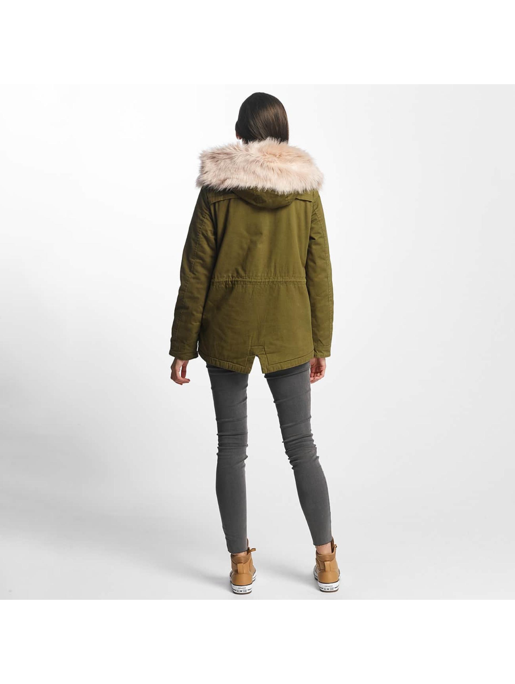 Vero Moda Skinny Jeans vmFive Slim Fit szary