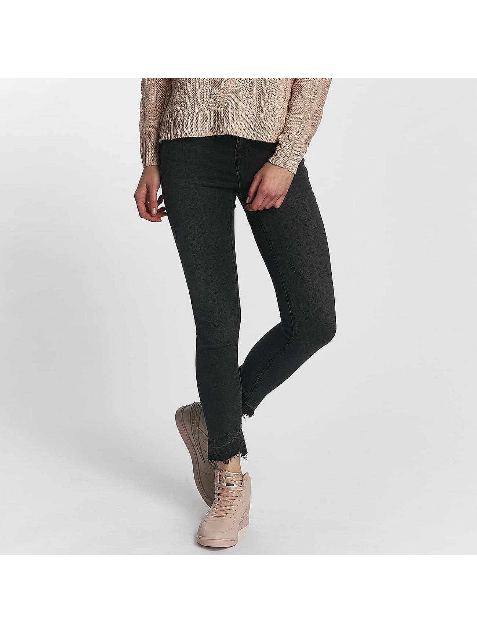 Vero Moda Slim Fit Jeans vmSeven black