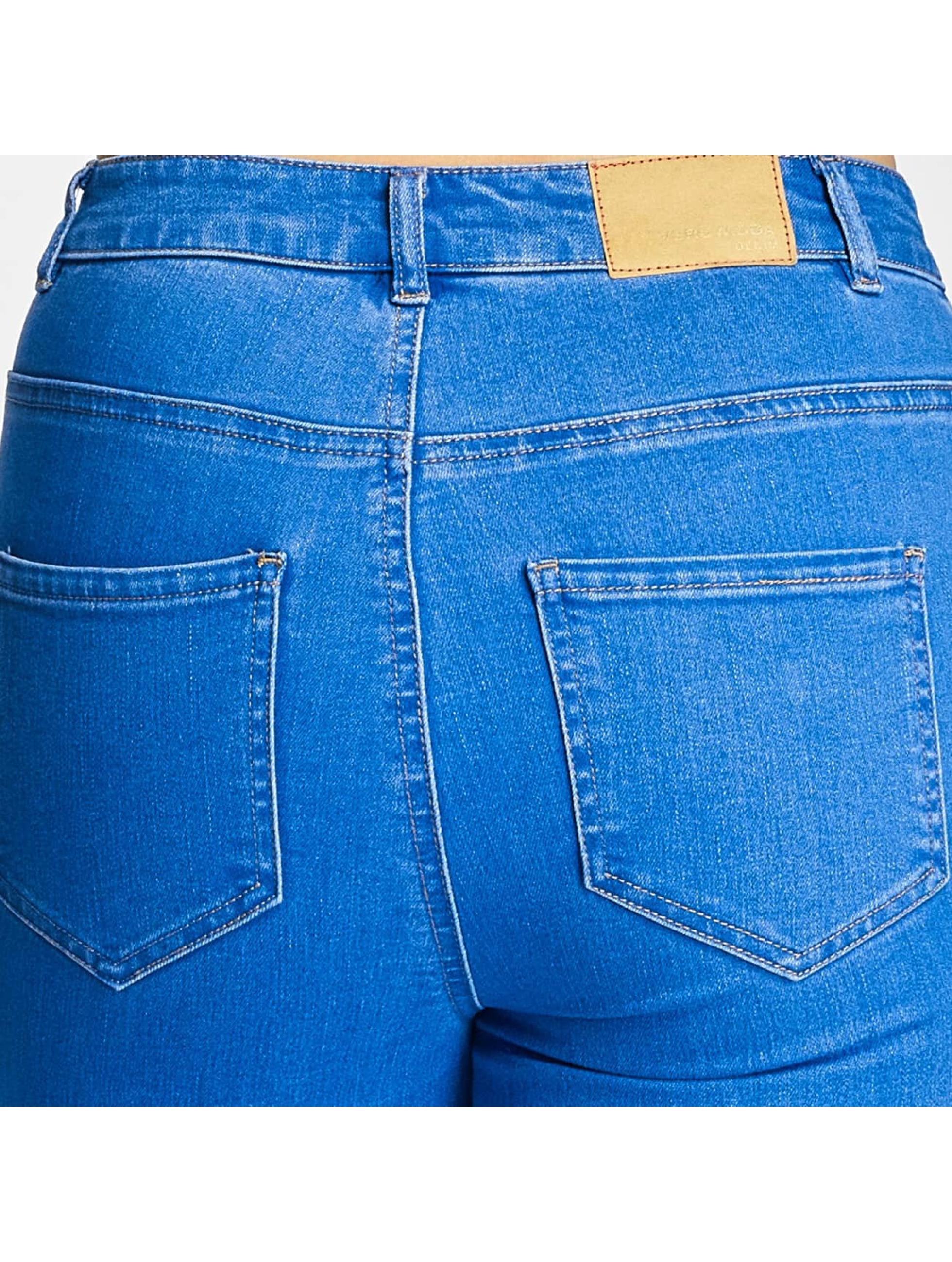 Vero Moda Slim Fit Jeans vmNine blue