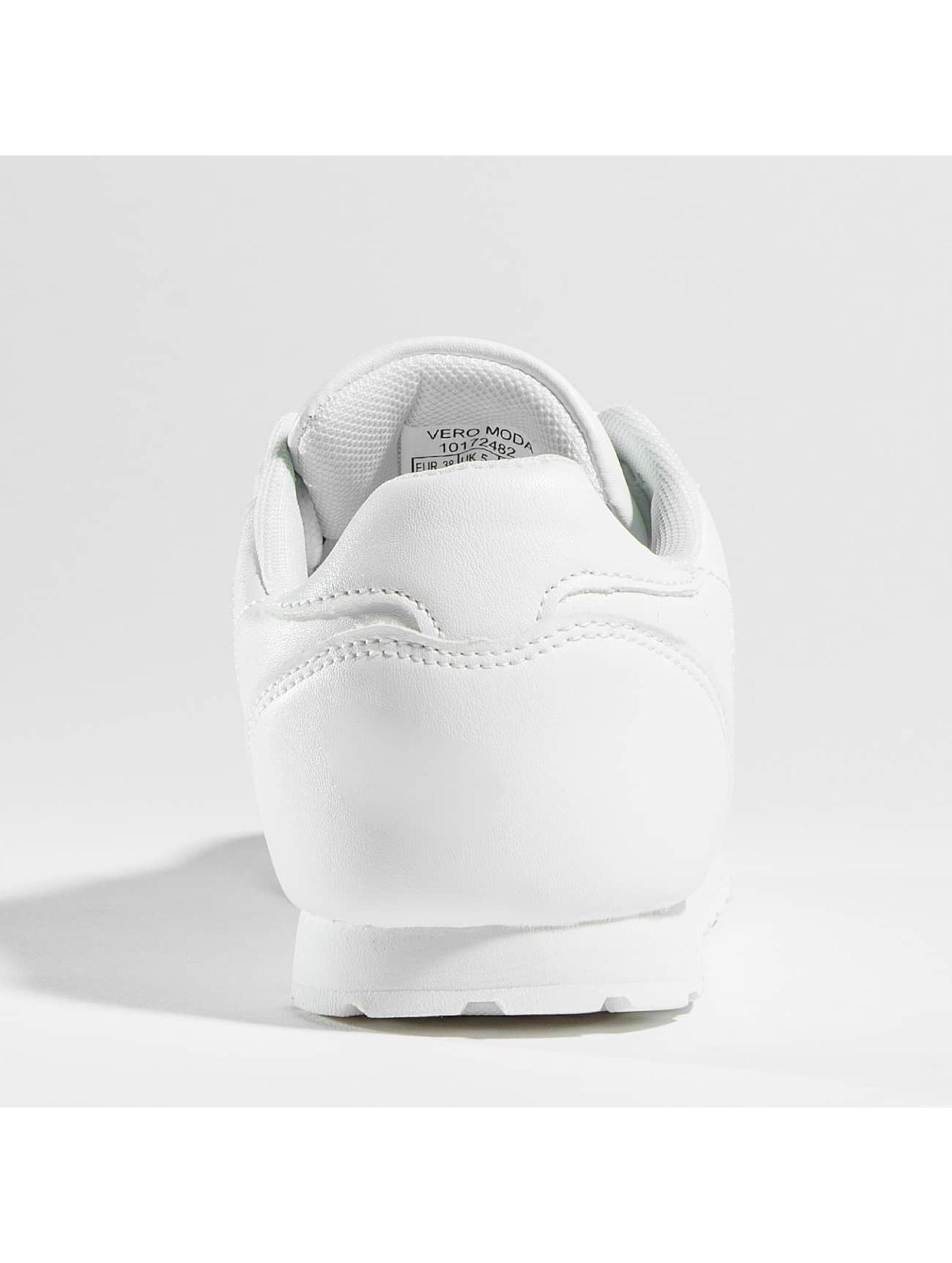 Vero Moda Sneakers vmSilla biela