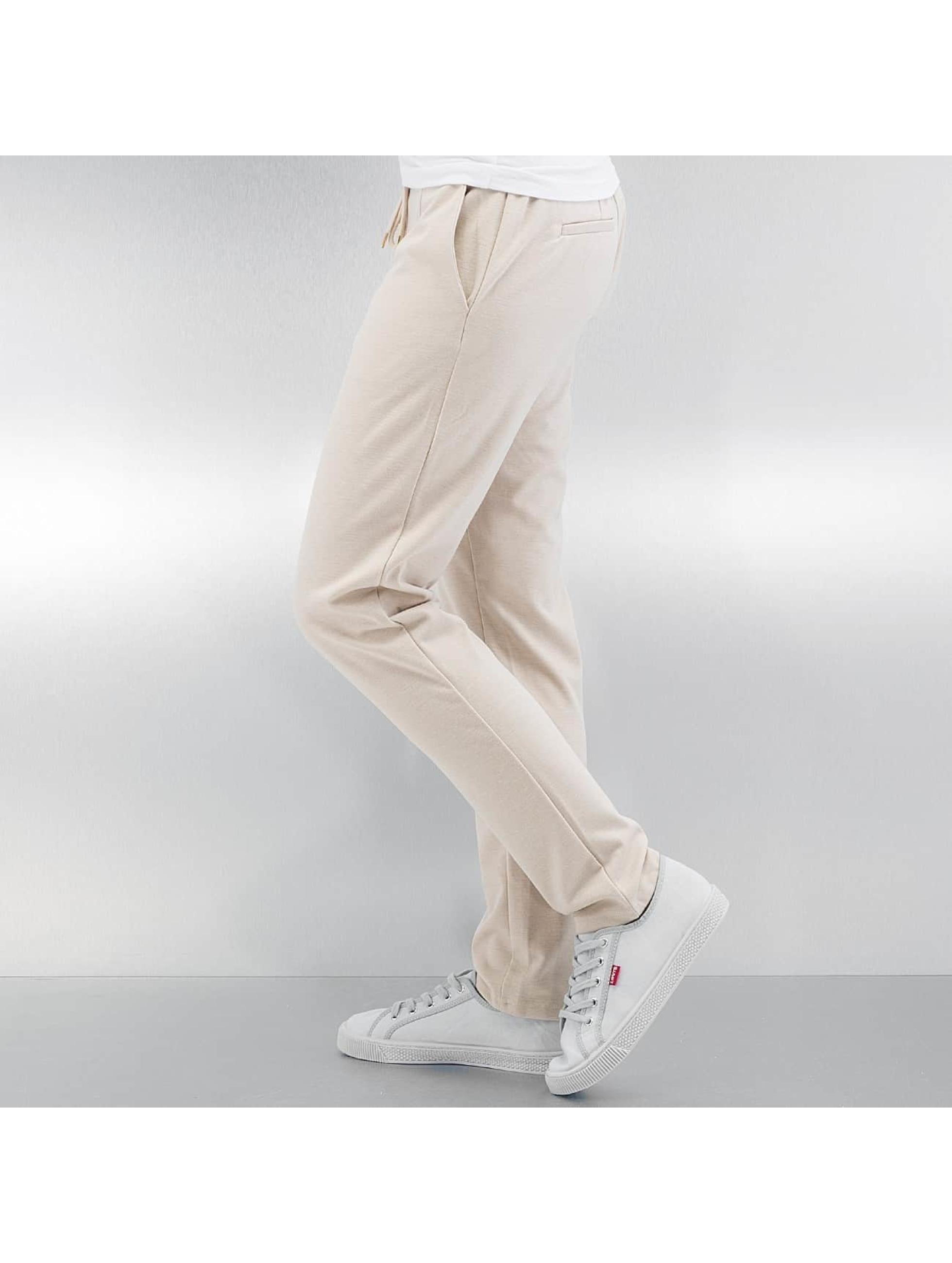Vero Moda Spodnie do joggingu vmCassy Ancle bezowy