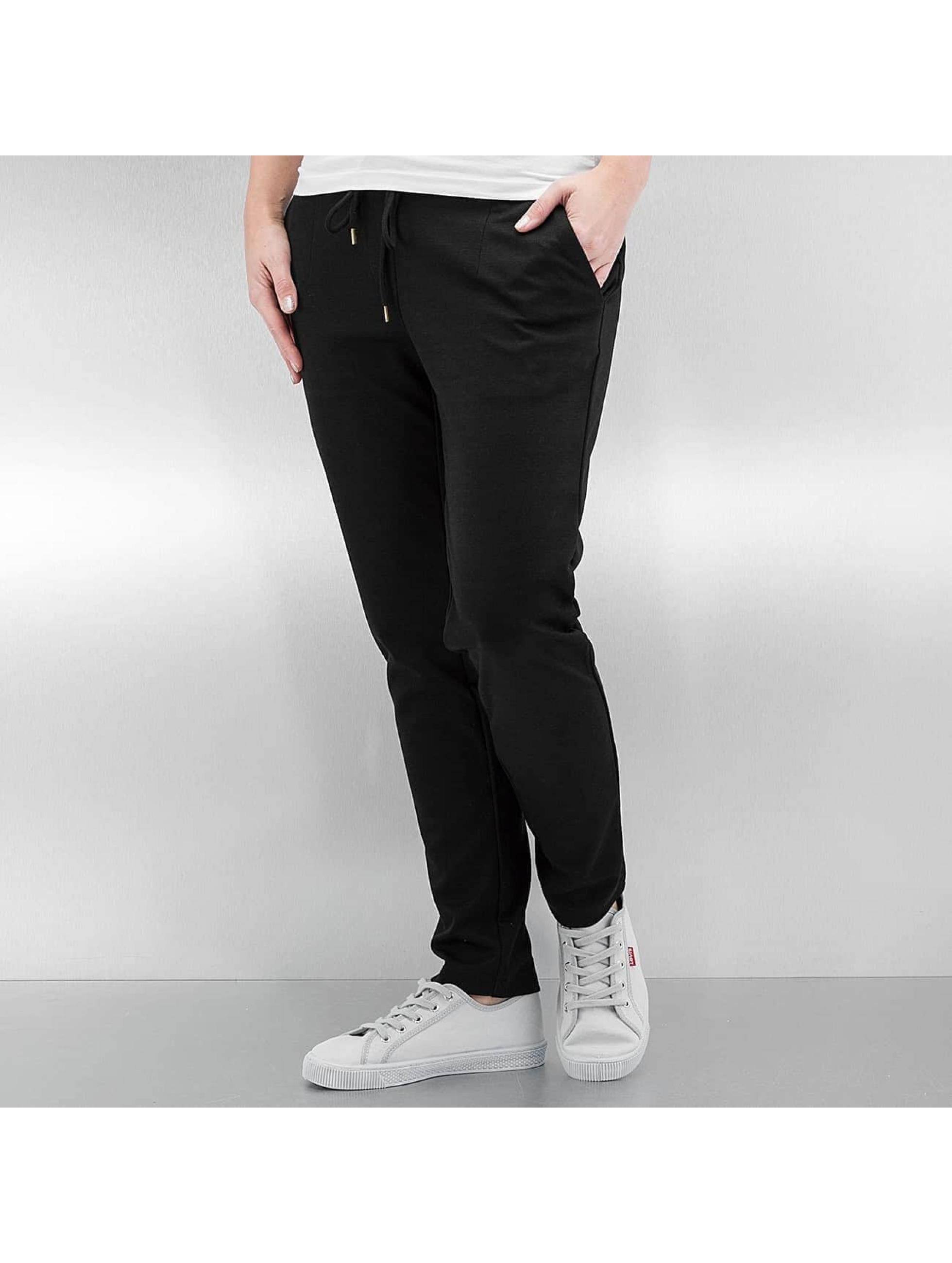 Vero Moda Spodnie do joggingu vmCassy Ancle czarny