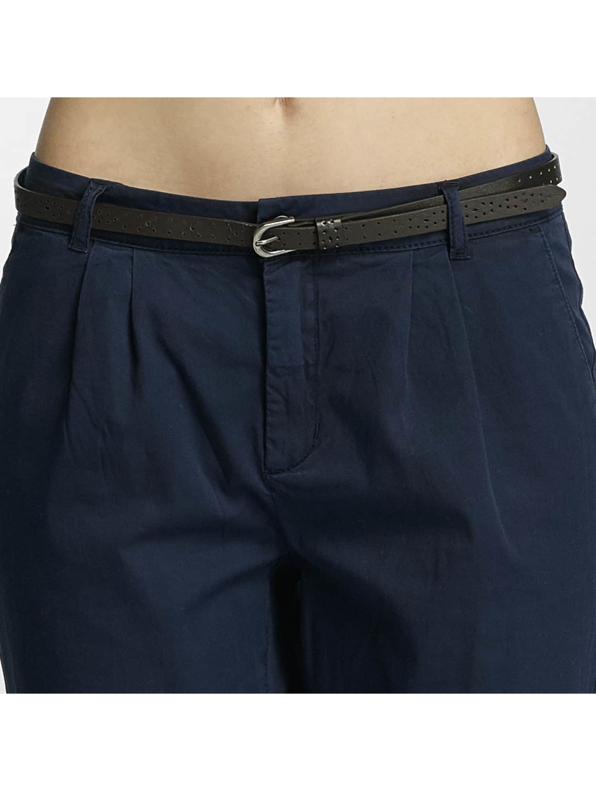 Vero Moda Spodnie wizytowe vmDonny niebieski