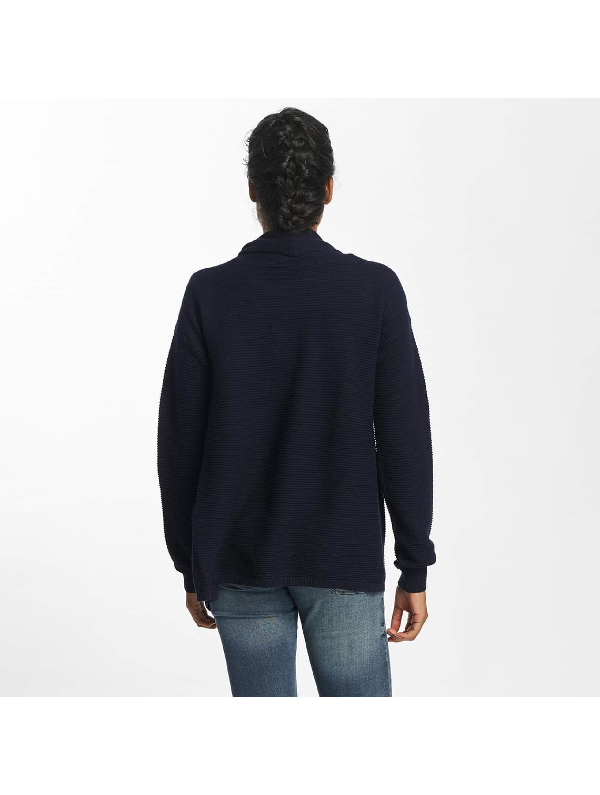 Vero Moda Strickjacke vmAnna Wrap blau