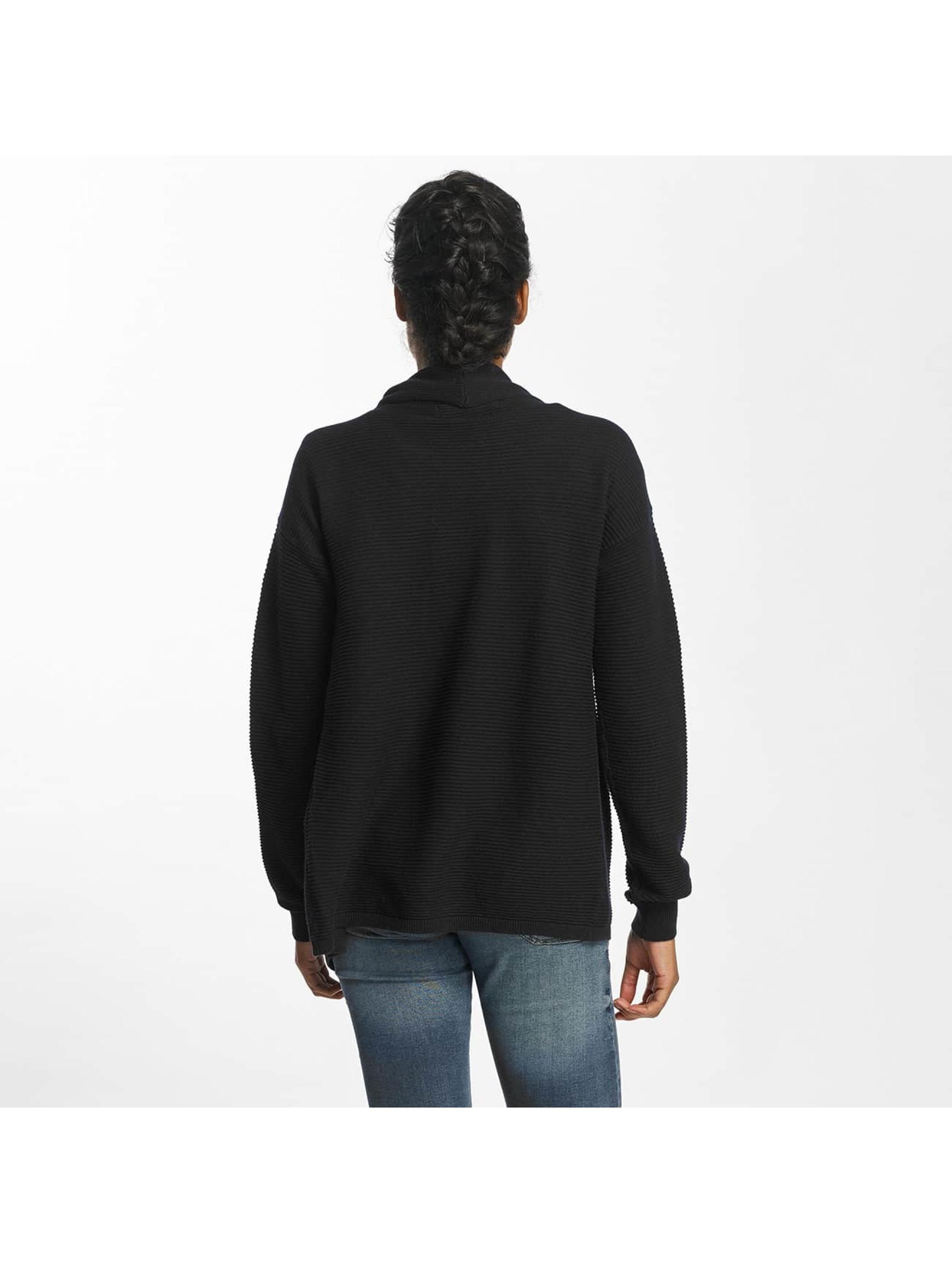 Vero Moda Strickjacke vmAnna Wrap schwarz