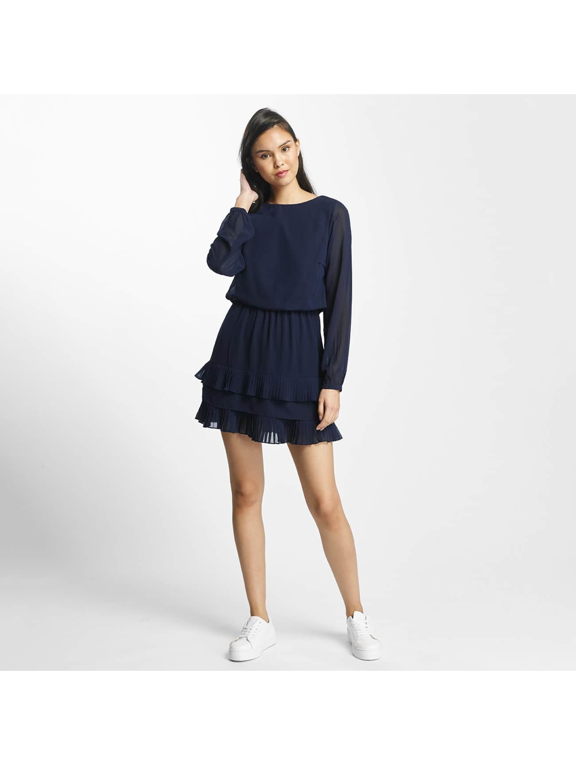 Vero Moda Sukienki vmFreya niebieski