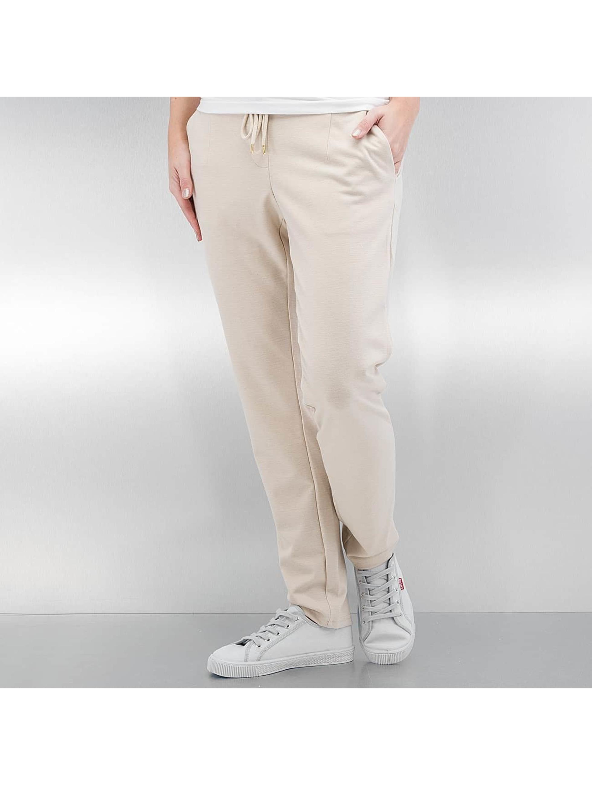 Vero Moda Sweat Pant vmCassy Ancle beige