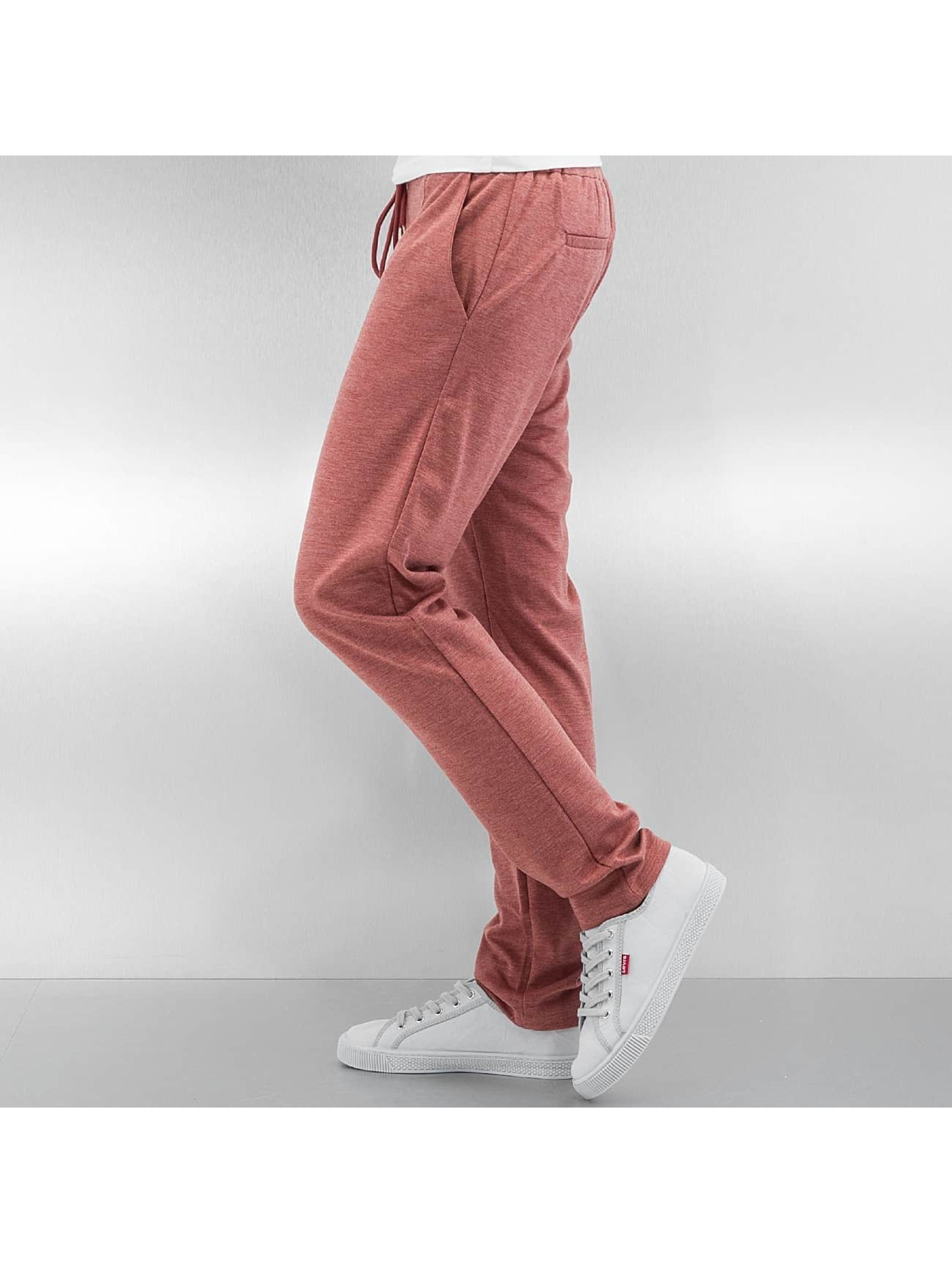 Vero Moda Sweat Pant vmCassy Ancle Pants red