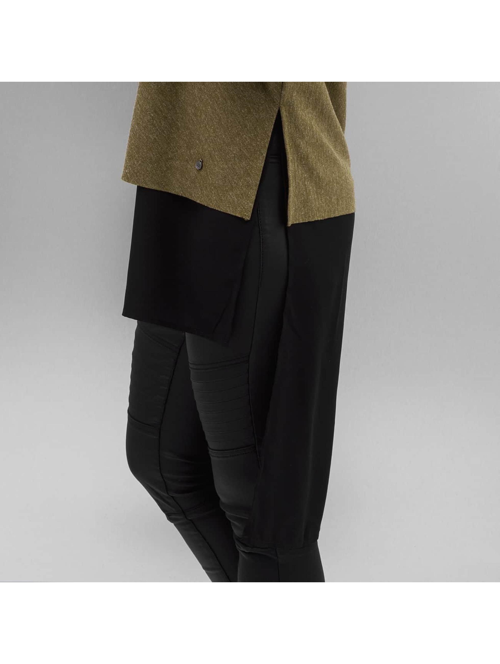 Vero Moda Swetry vmNora brazowy