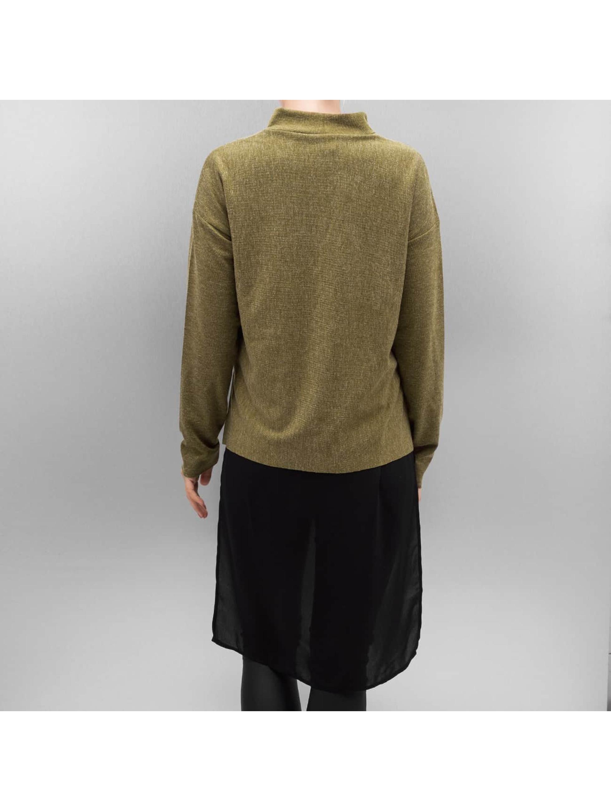 Vero Moda Swetry vmNora khaki