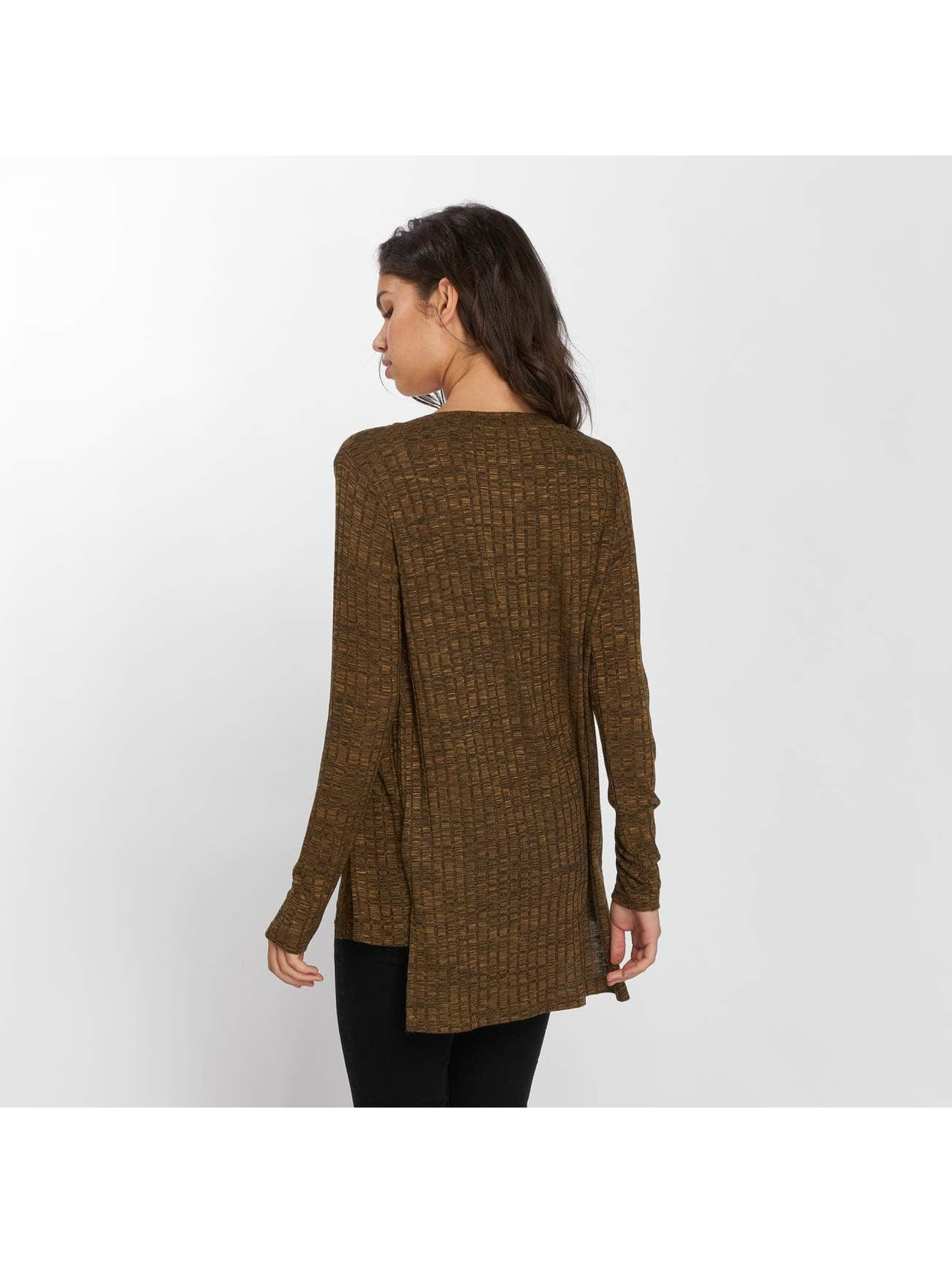 Vero Moda Swetry rozpinane vmNille zielony