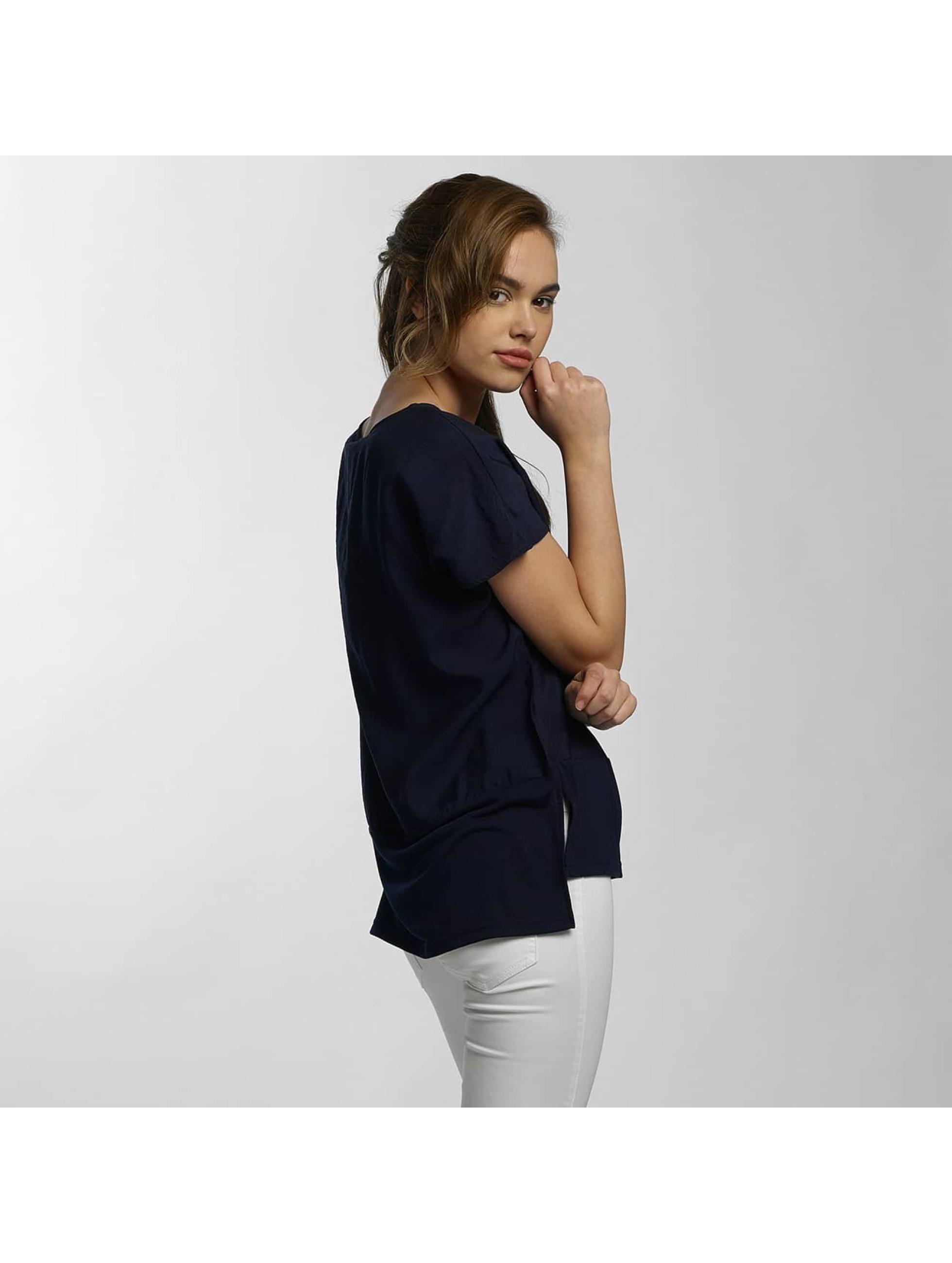 Vero Moda T-Shirt vmSatino blau