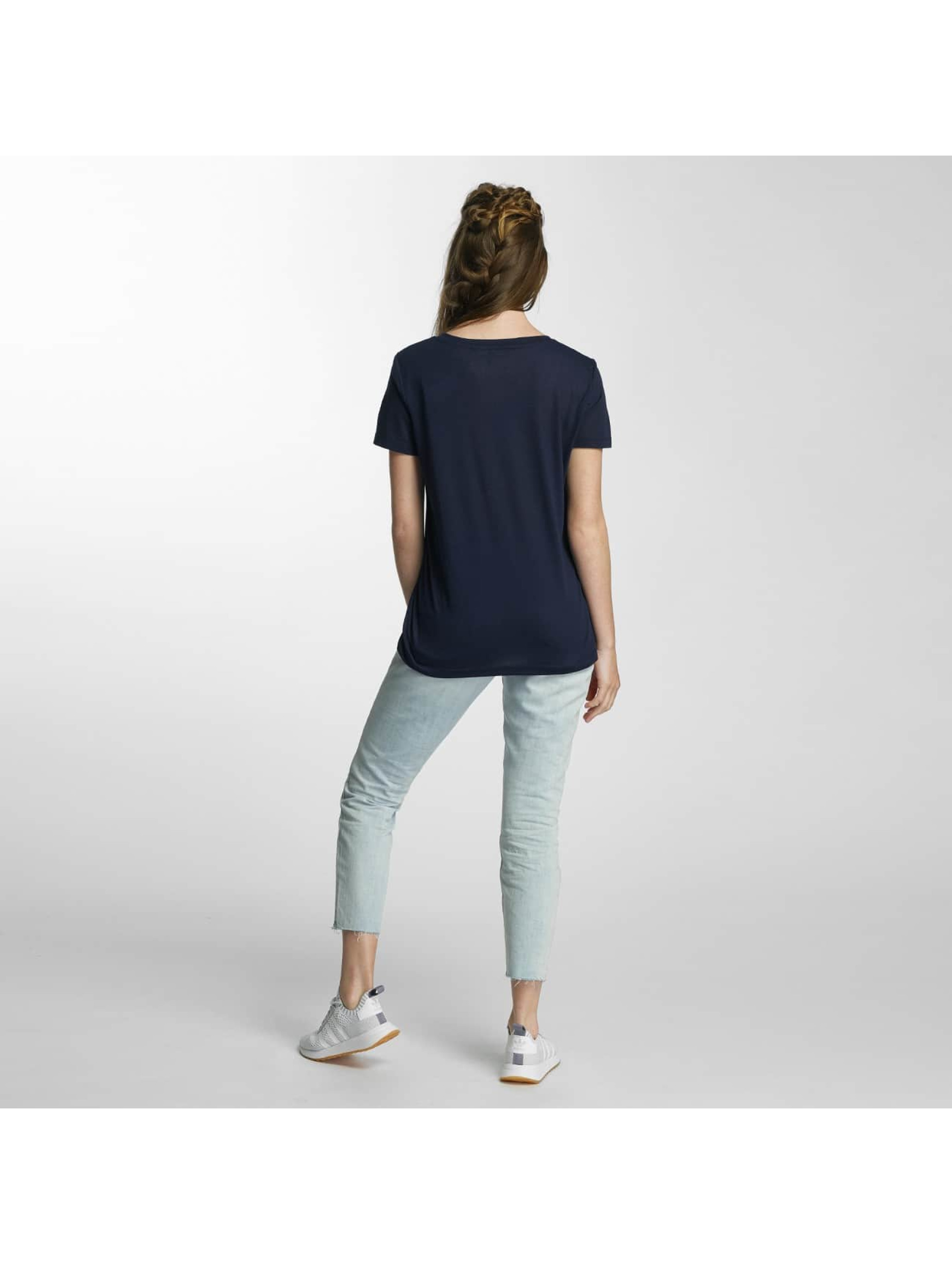 Vero Moda T-Shirt vmSpicy blue