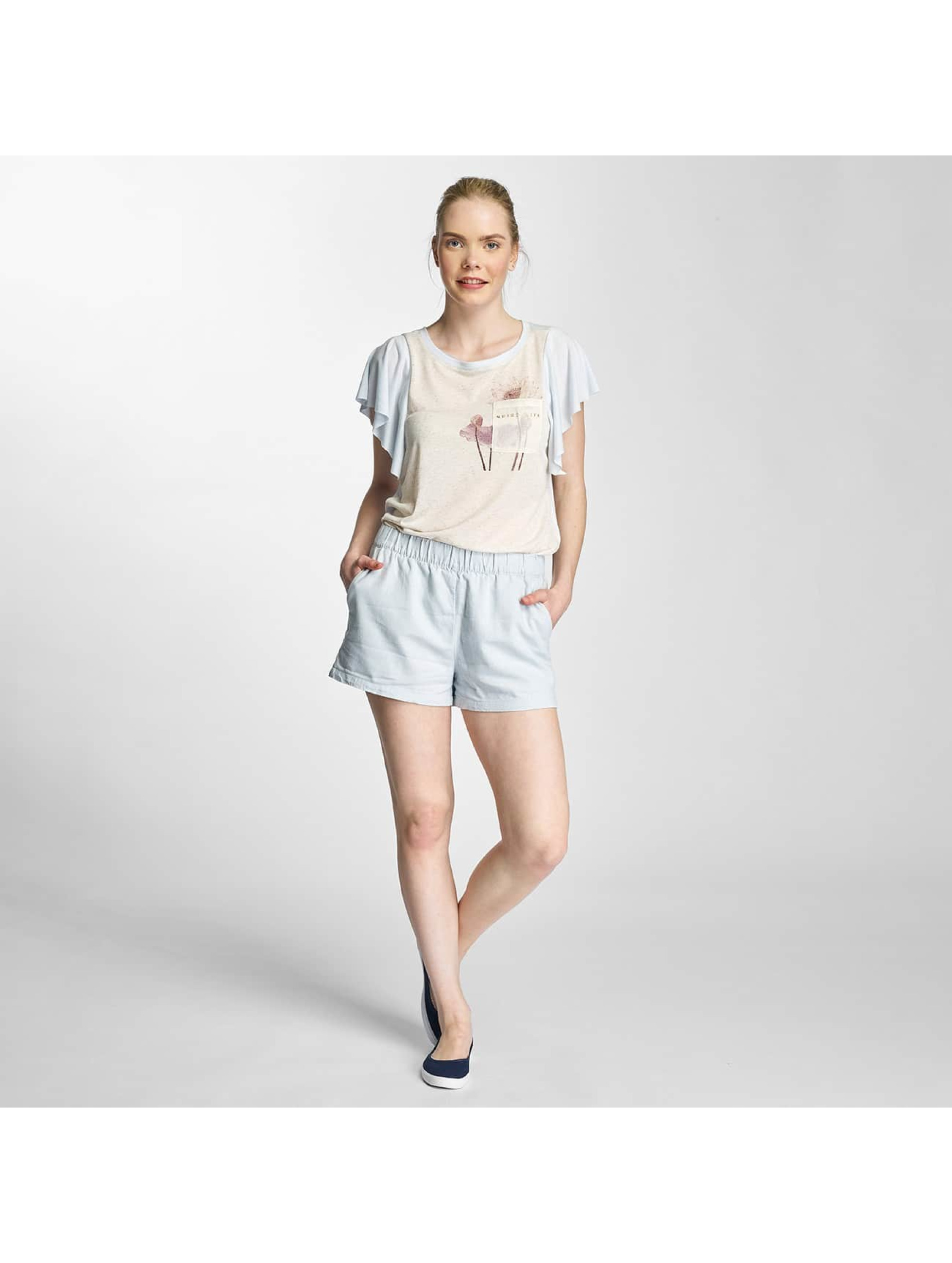 Vero Moda T-Shirt vmLife blue