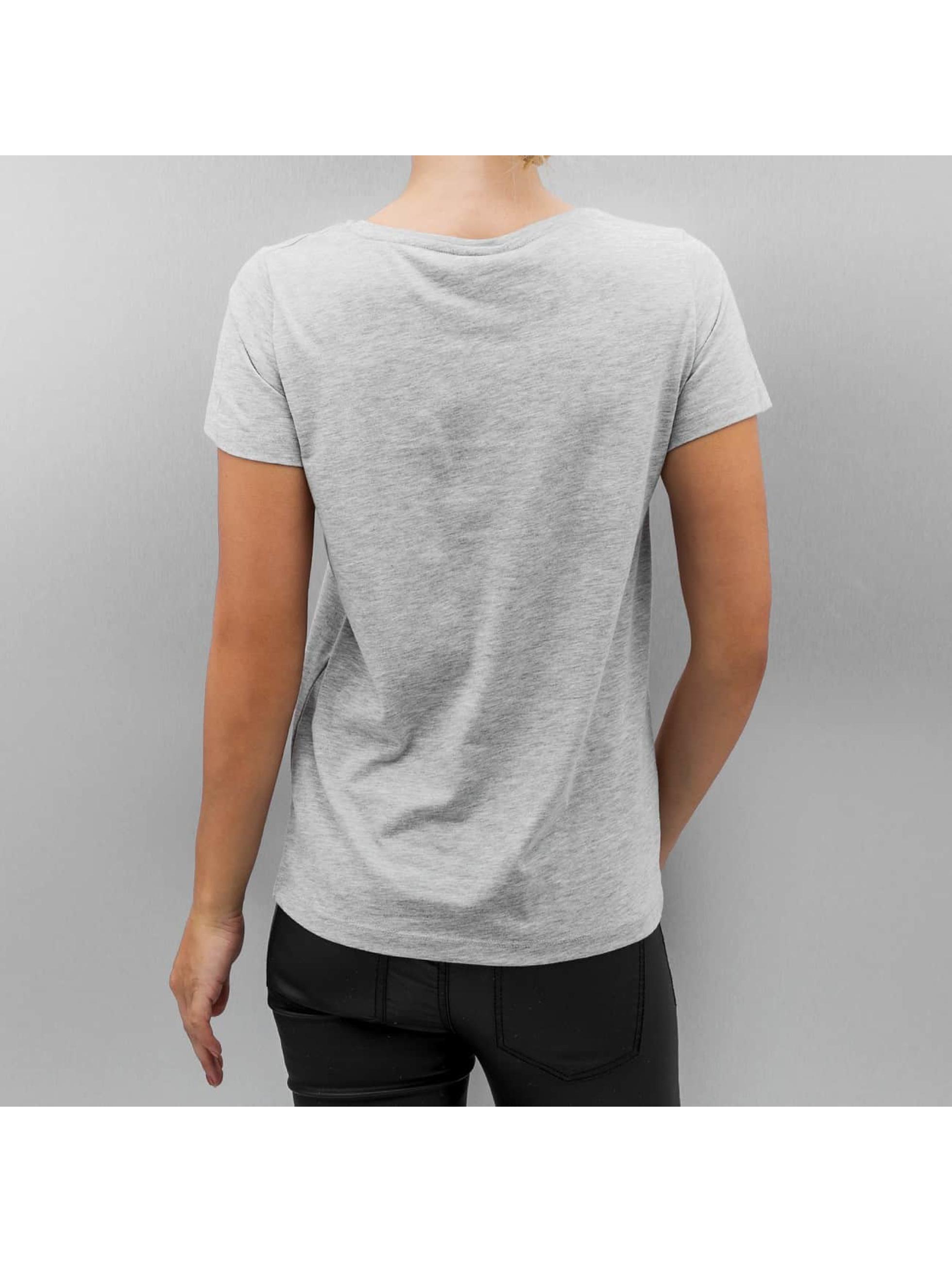 Vero Moda T-Shirt VmMy grau