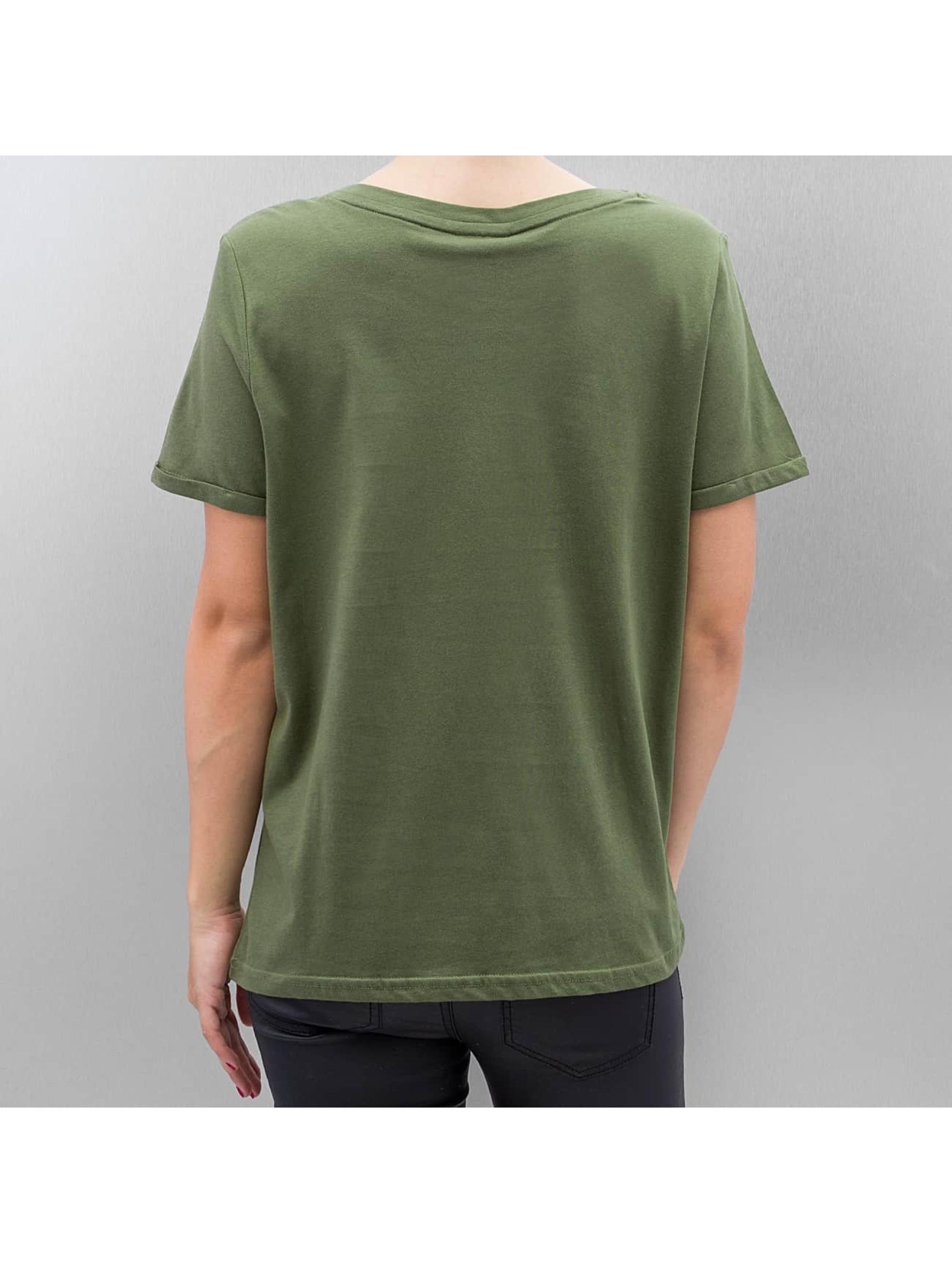Vero Moda t-shirt vmWilly Patch groen