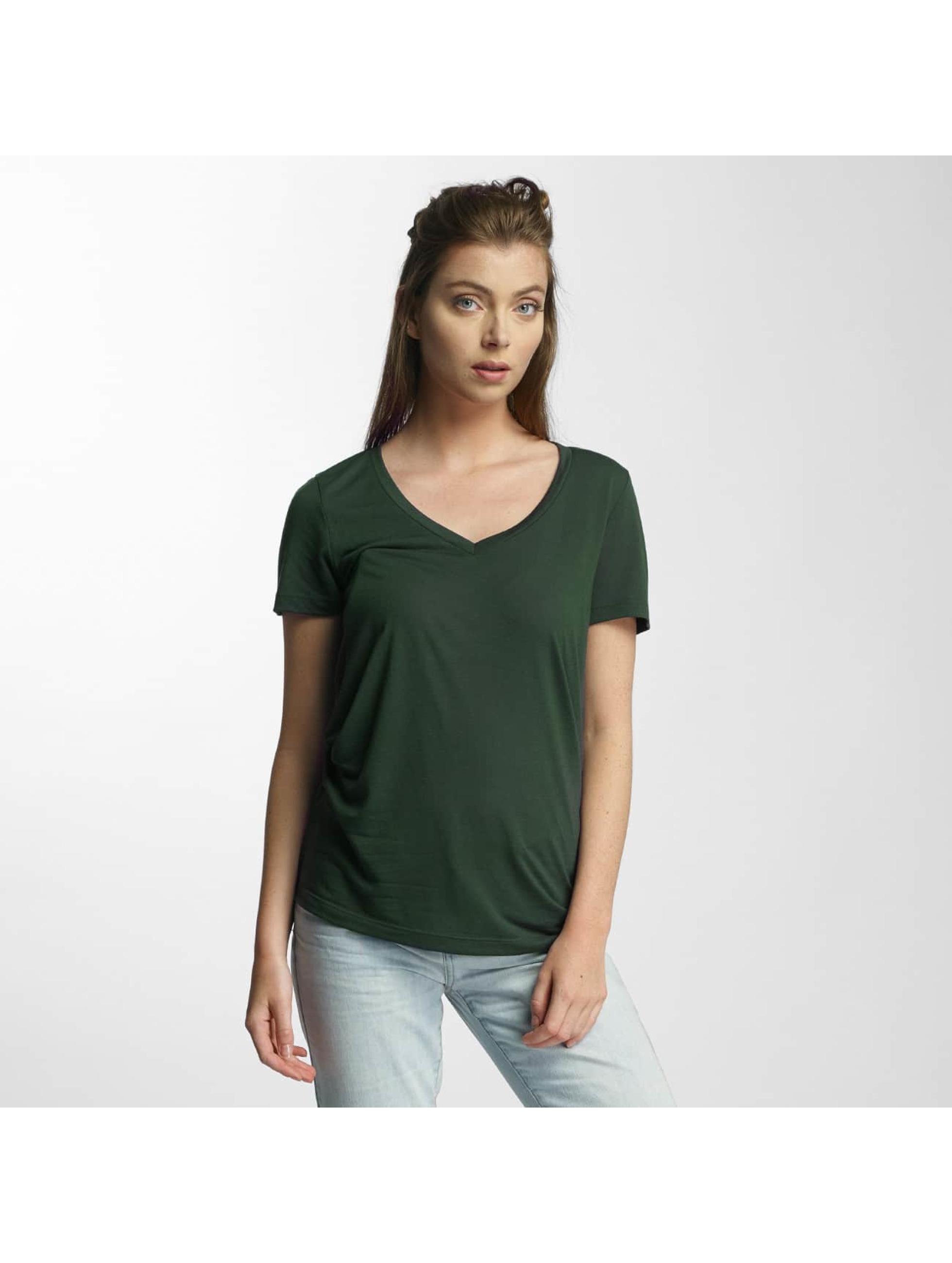 Vero Moda T-Shirt vmSpicy grün