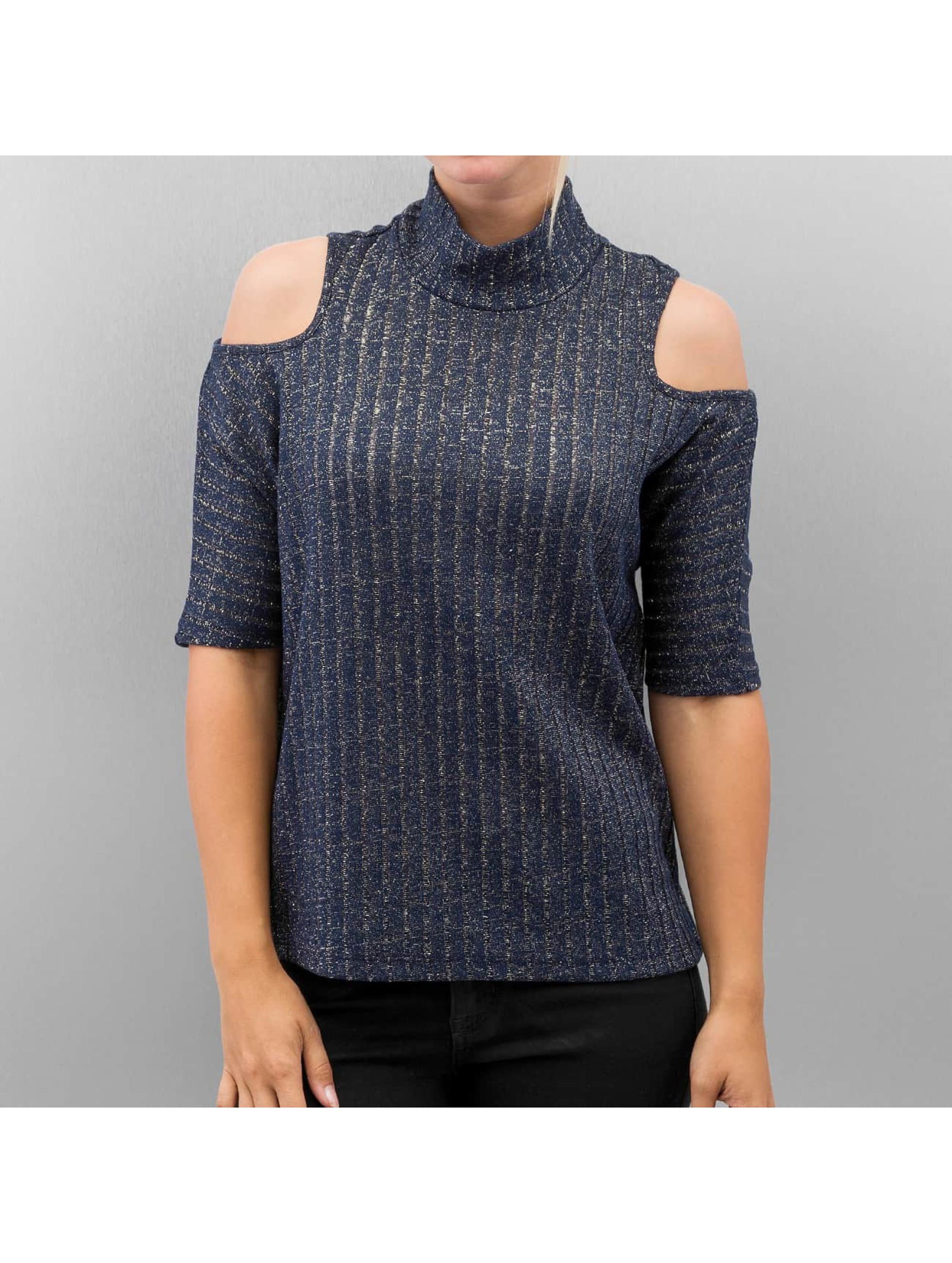 Vero Moda T-Shirt manches longues vmLoura bleu