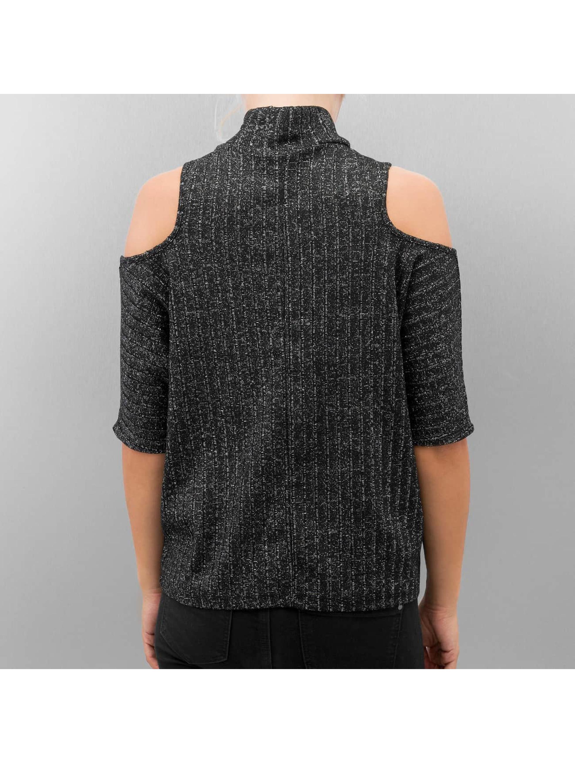Vero Moda T-Shirt manches longues vmLoura noir