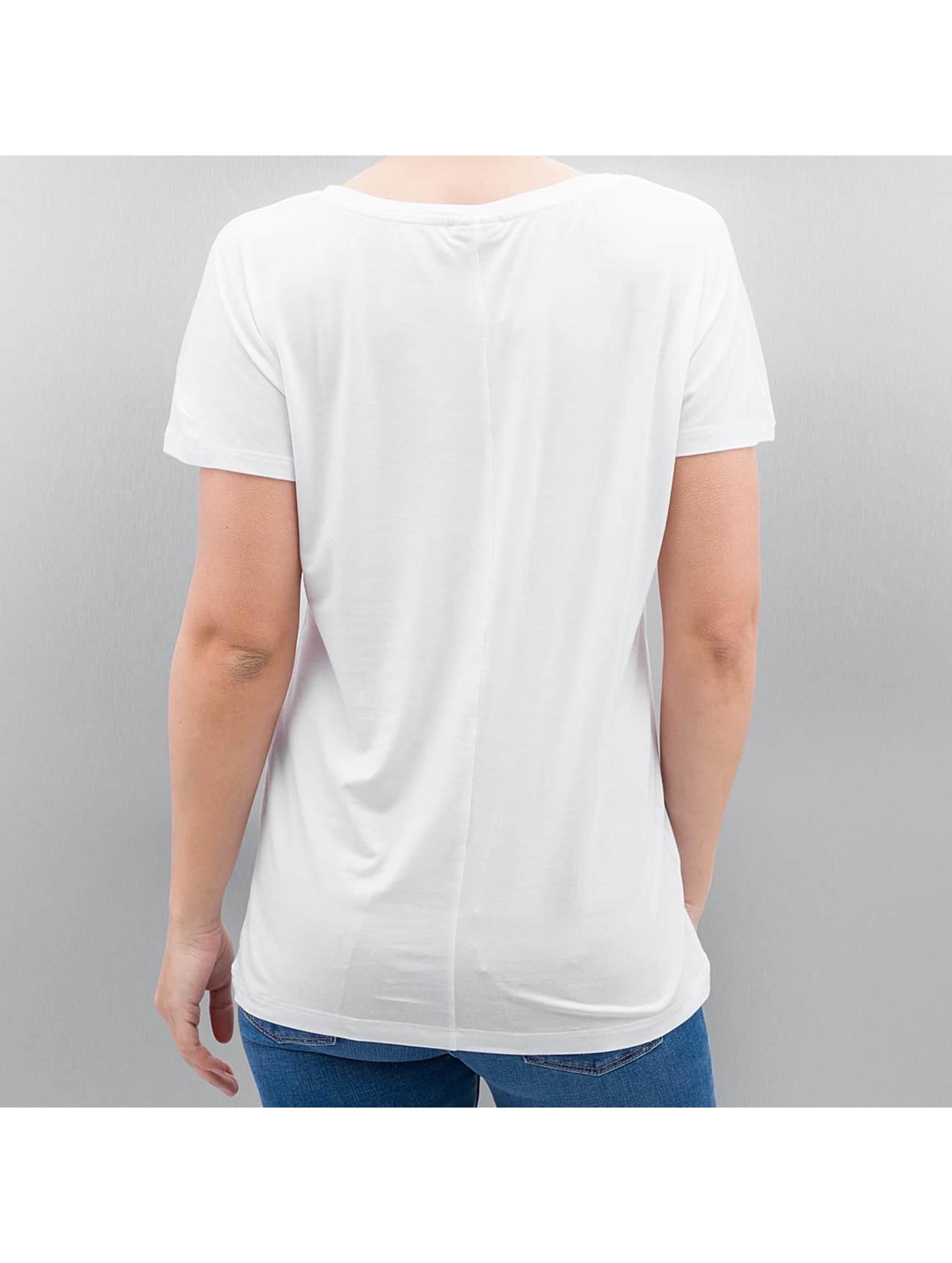 Vero Moda T-Shirt vmFunnel weiß