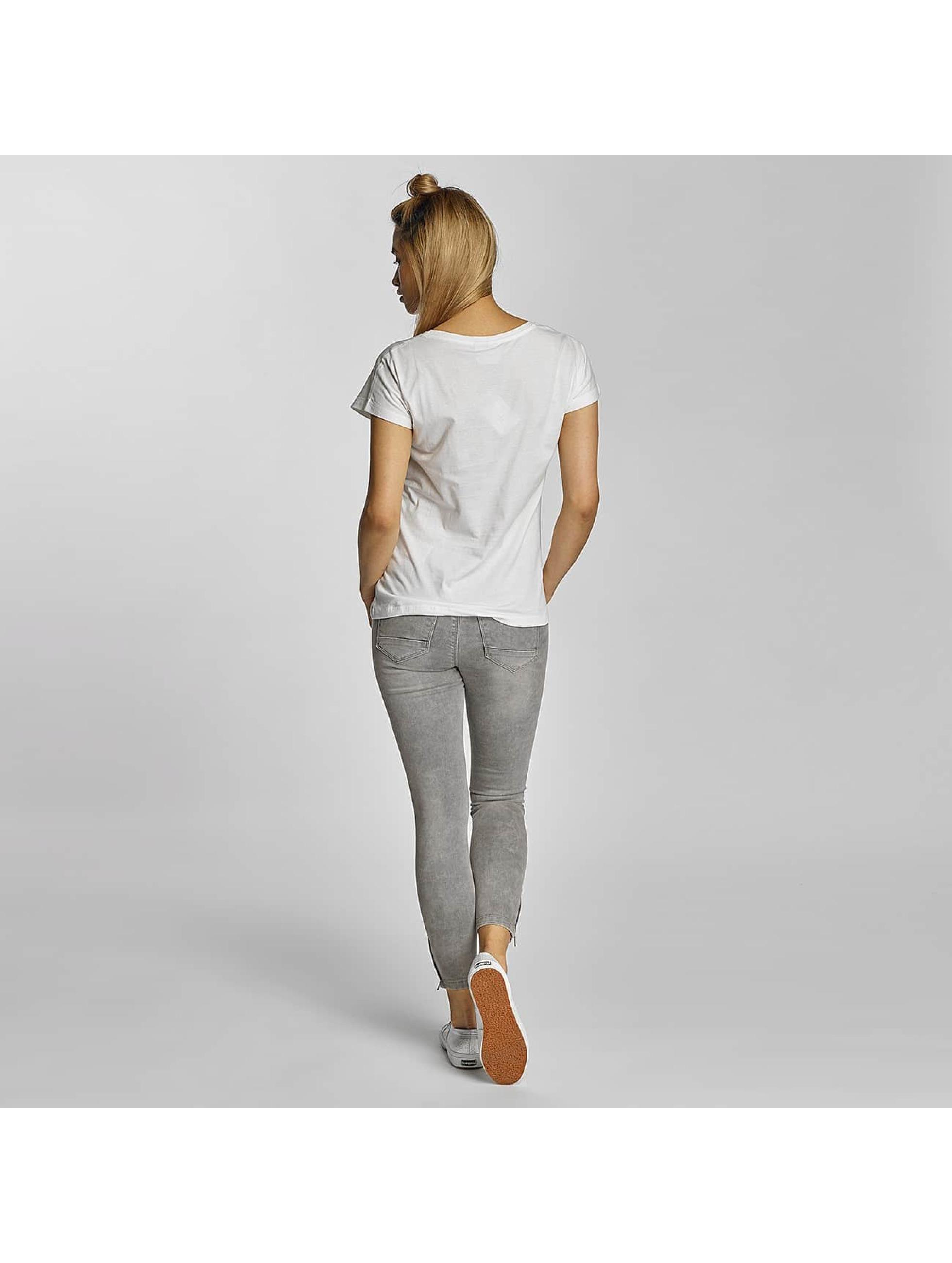 Vero Moda T-Shirt vmBella weiß