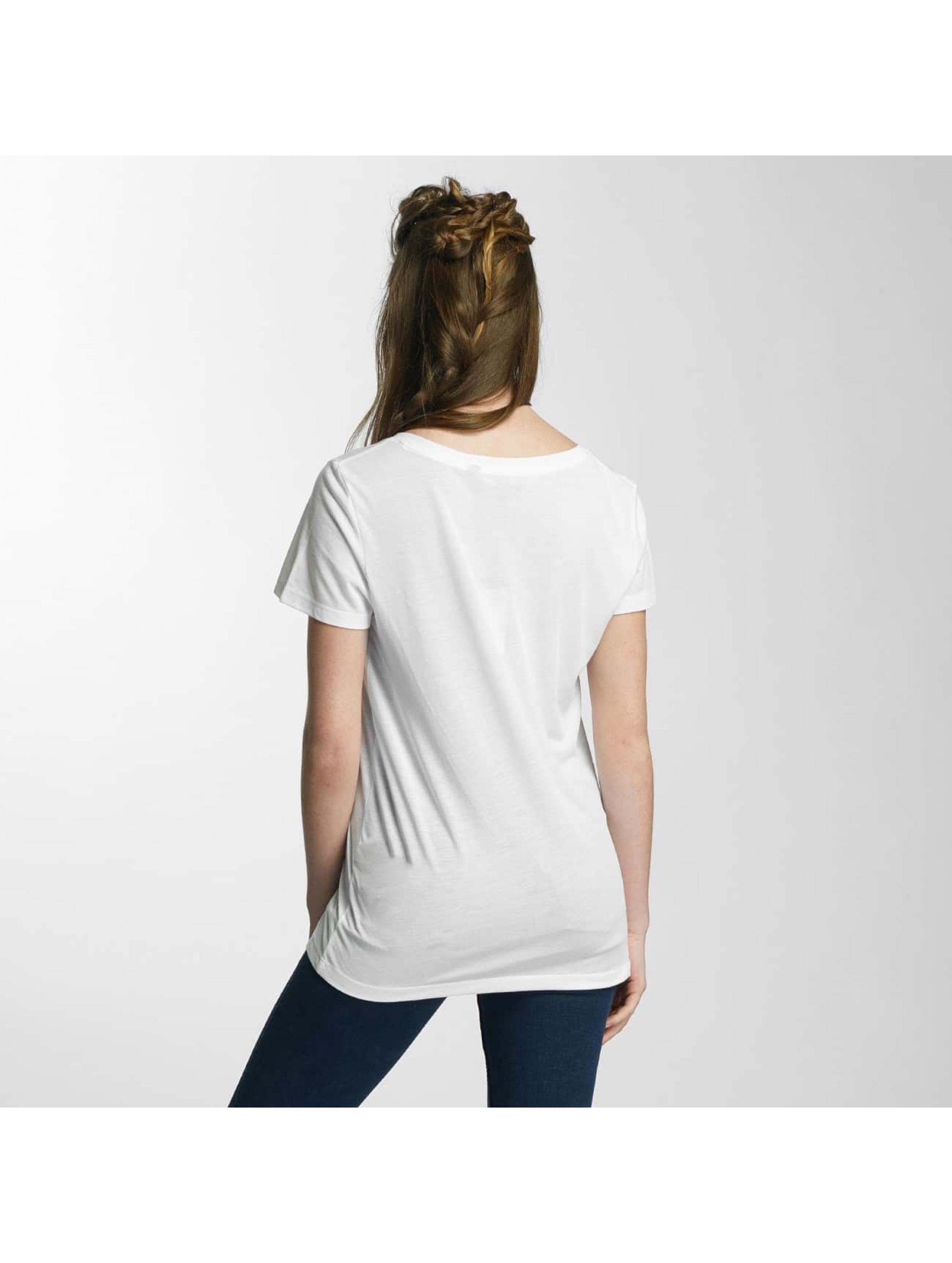 Vero Moda T-Shirt vmSpicy weiß