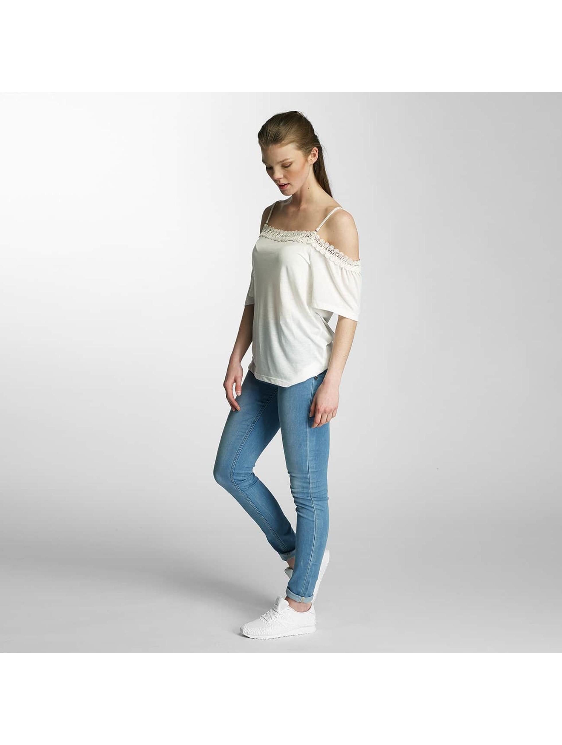 Vero Moda T-Shirt vmLua weiß