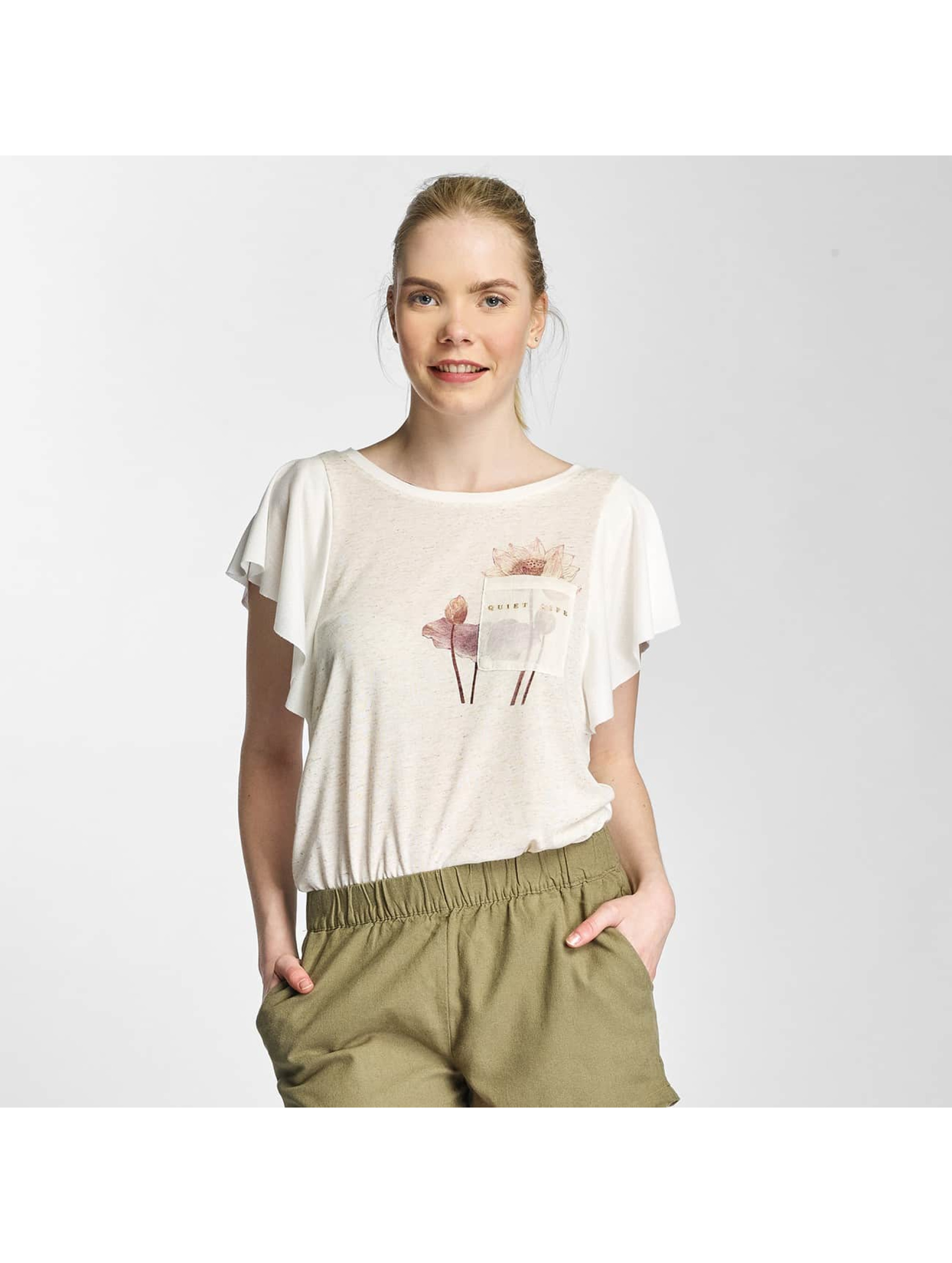 Vero Moda T-Shirt vmLife white