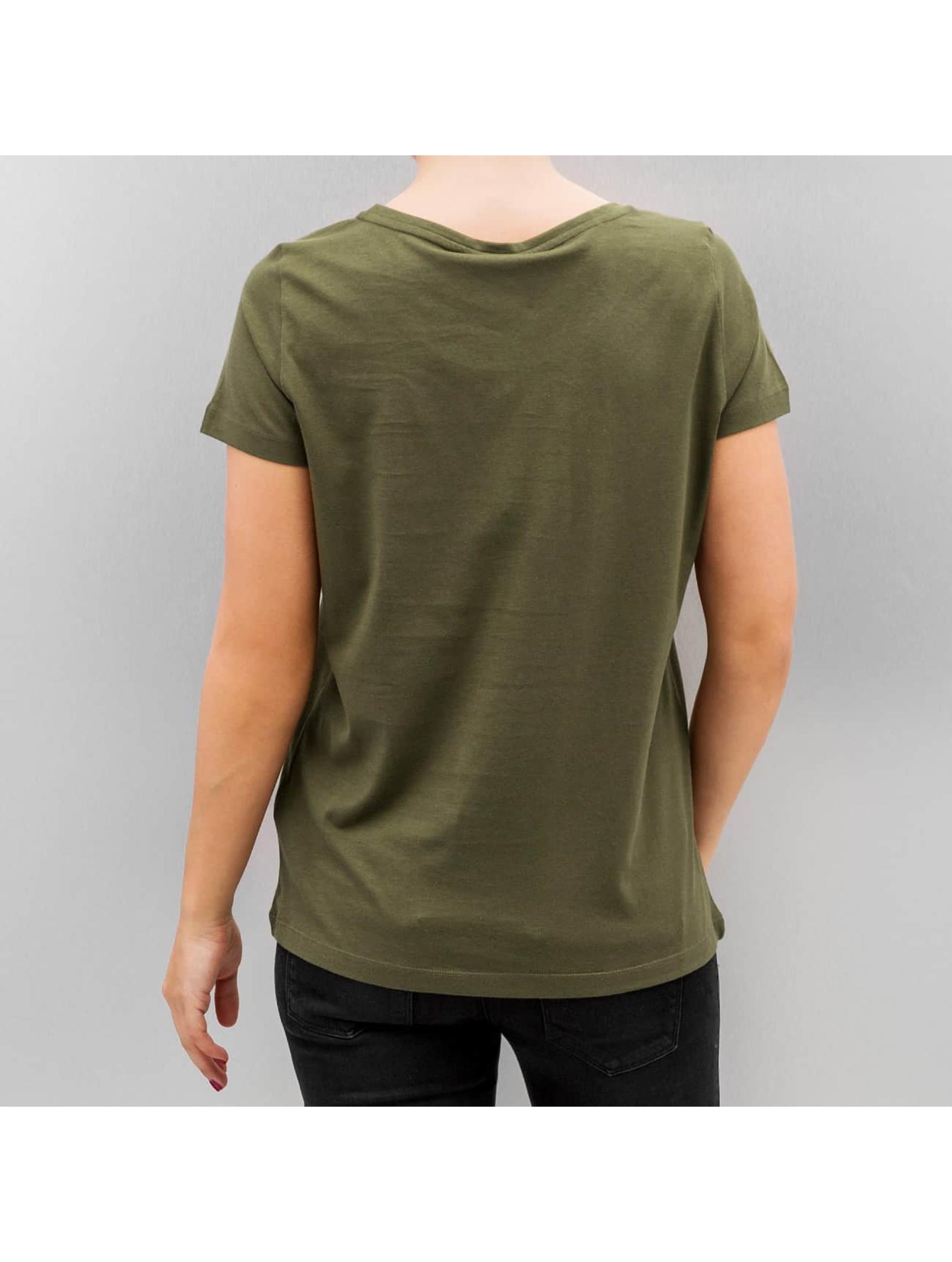 Vero Moda T-shirts Vmarmy grøn