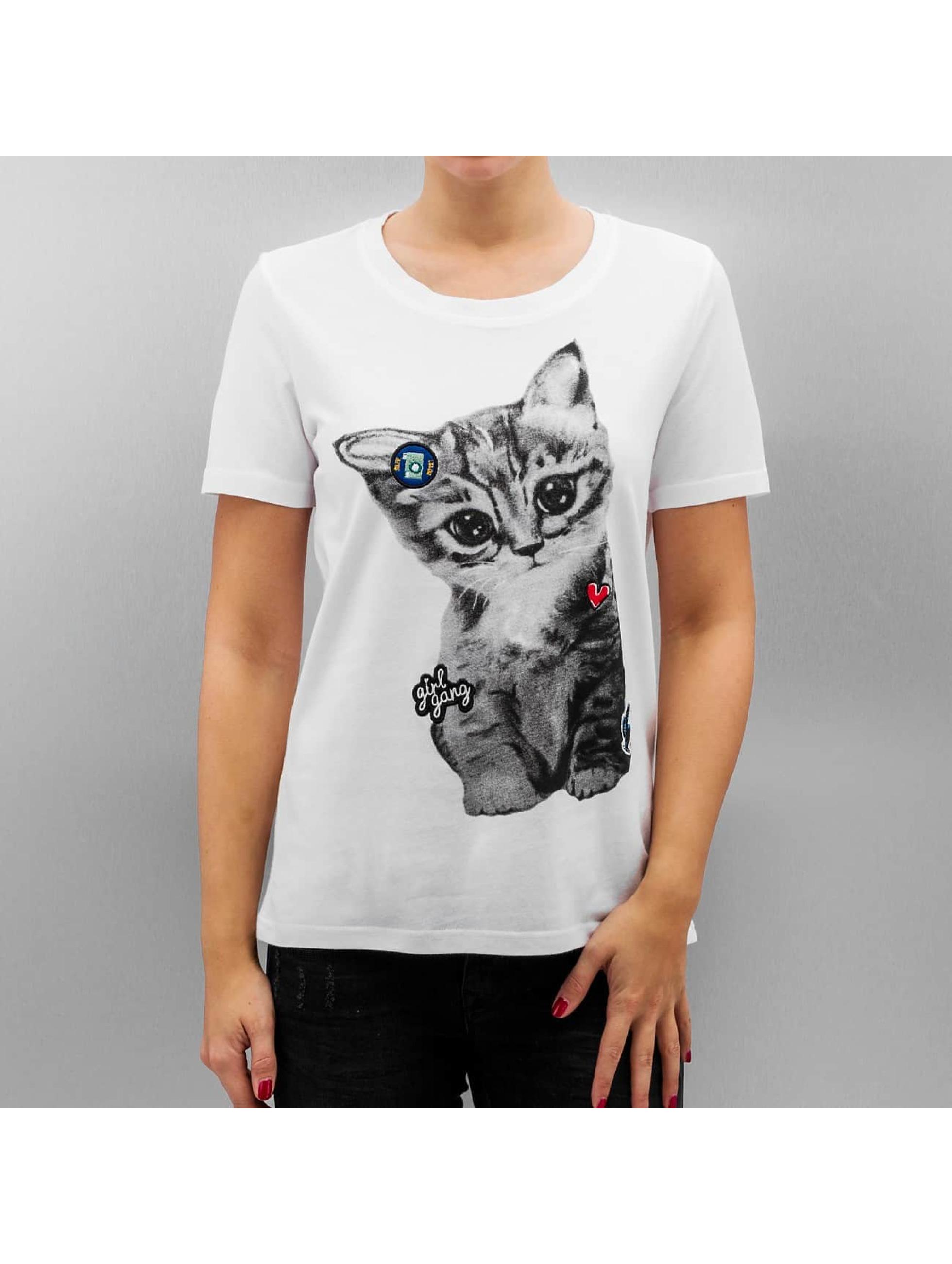 Vero Moda T-shirts Vmbiba hvid