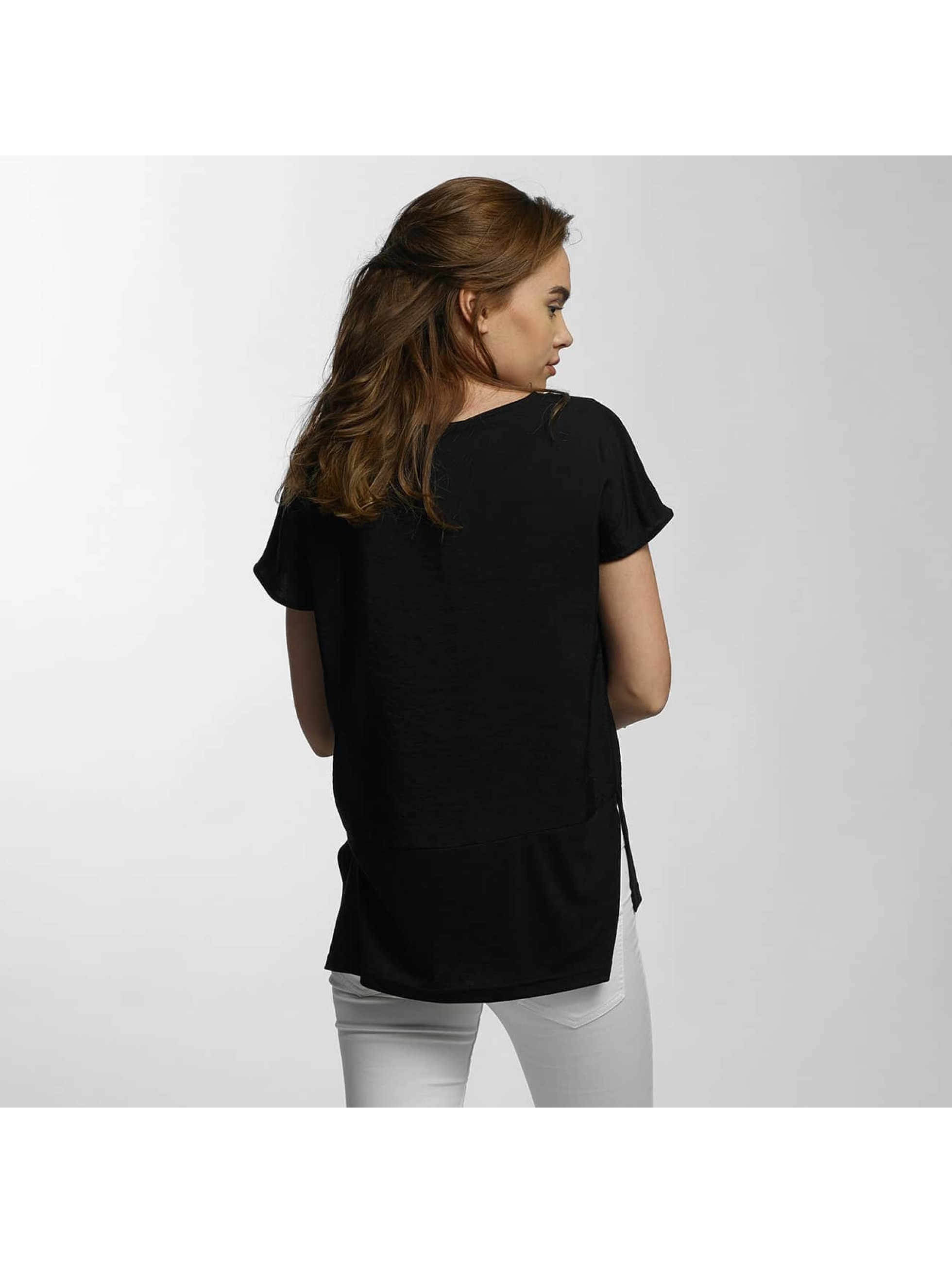 Vero Moda T-Shirty vmSatino czarny