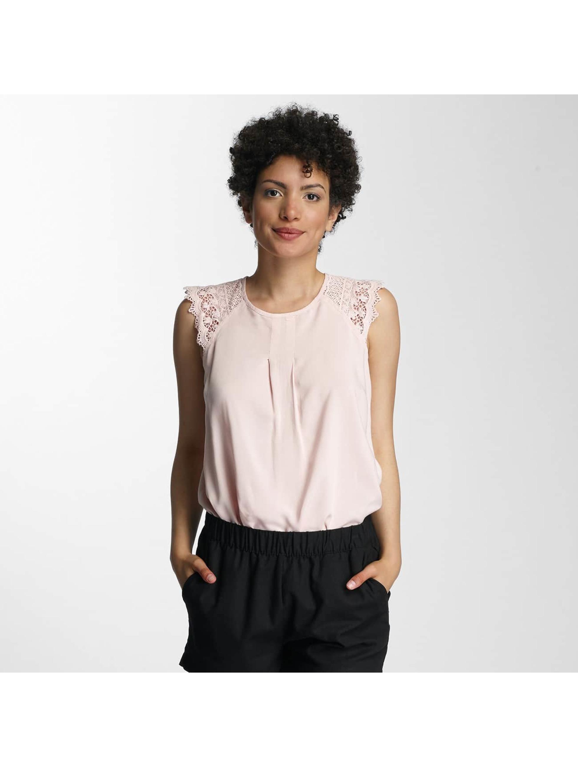 Vero Moda T-Shirty vmHenny rózowy