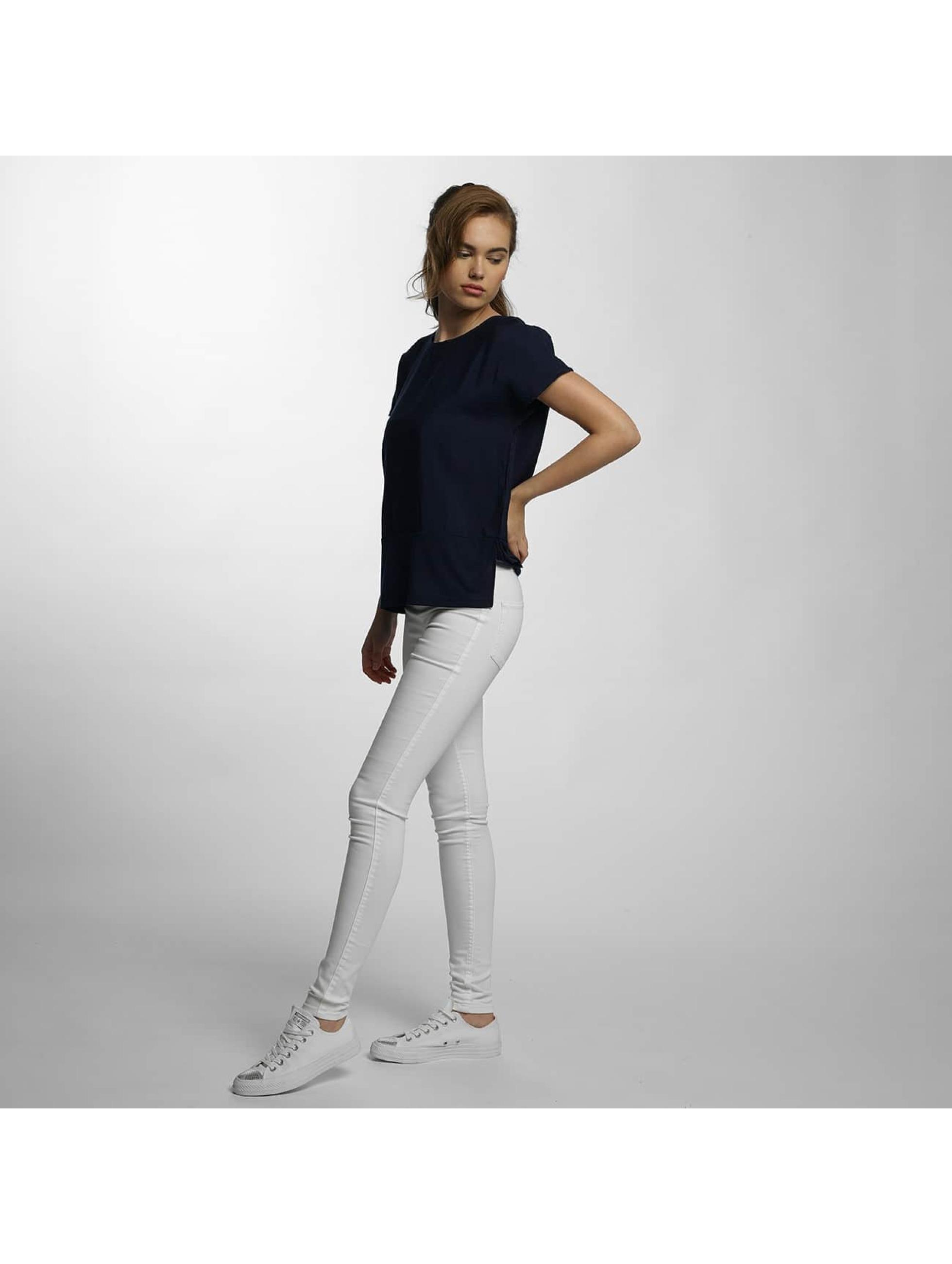 Vero Moda T-skjorter vmSatino blå