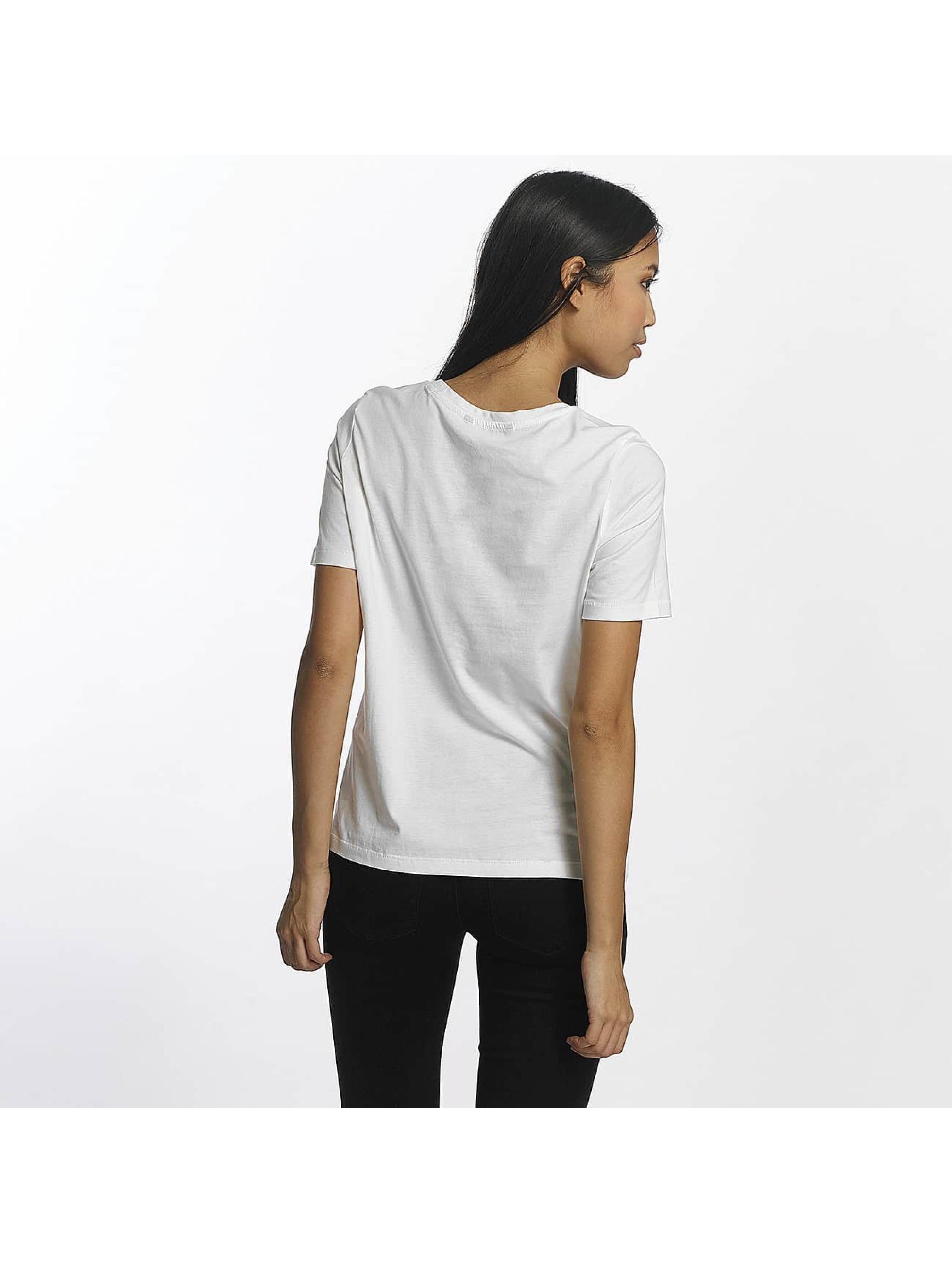 Vero Moda T-skjorter vmPanda hvit