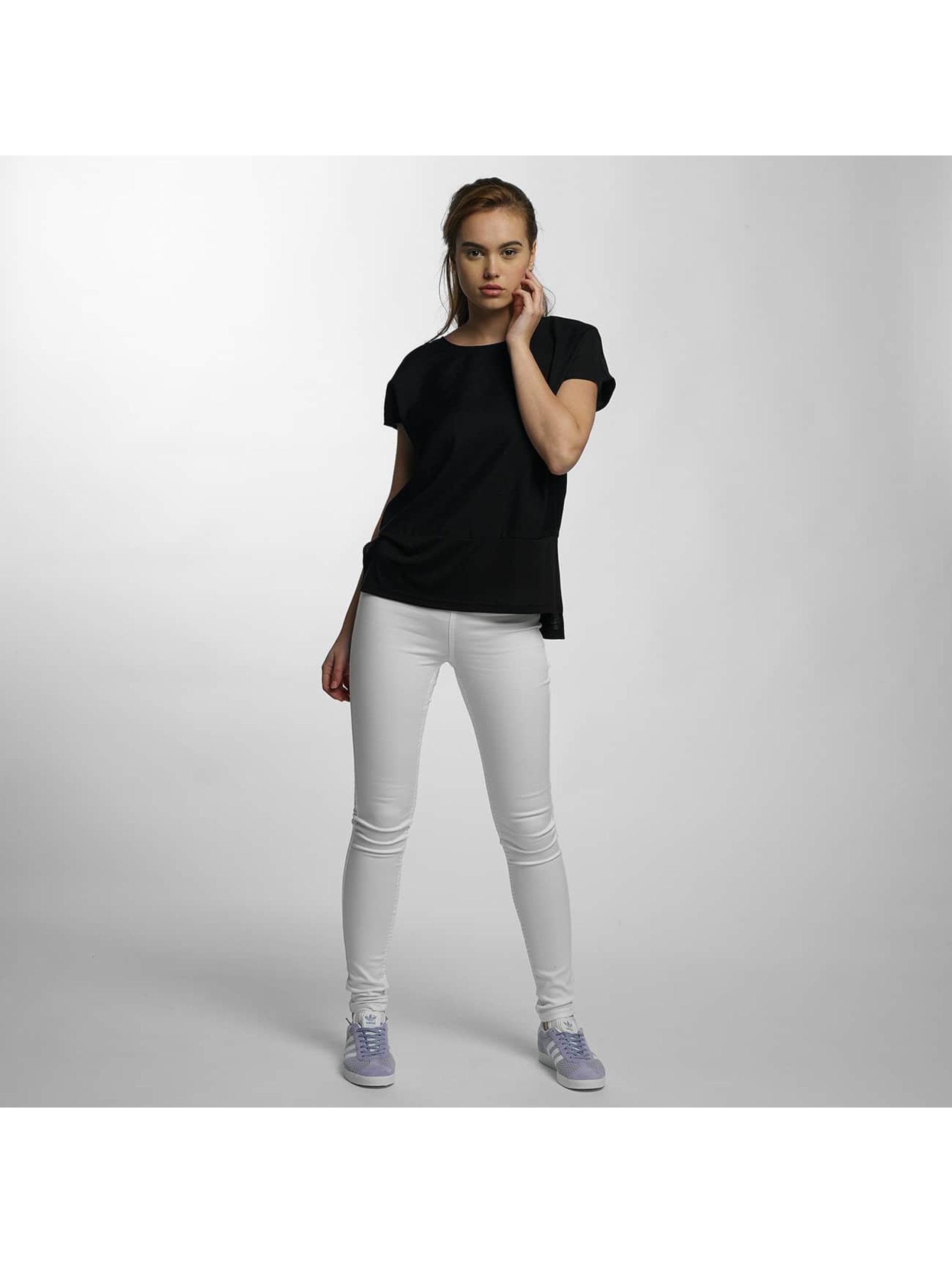 Vero Moda T-skjorter vmSatino svart
