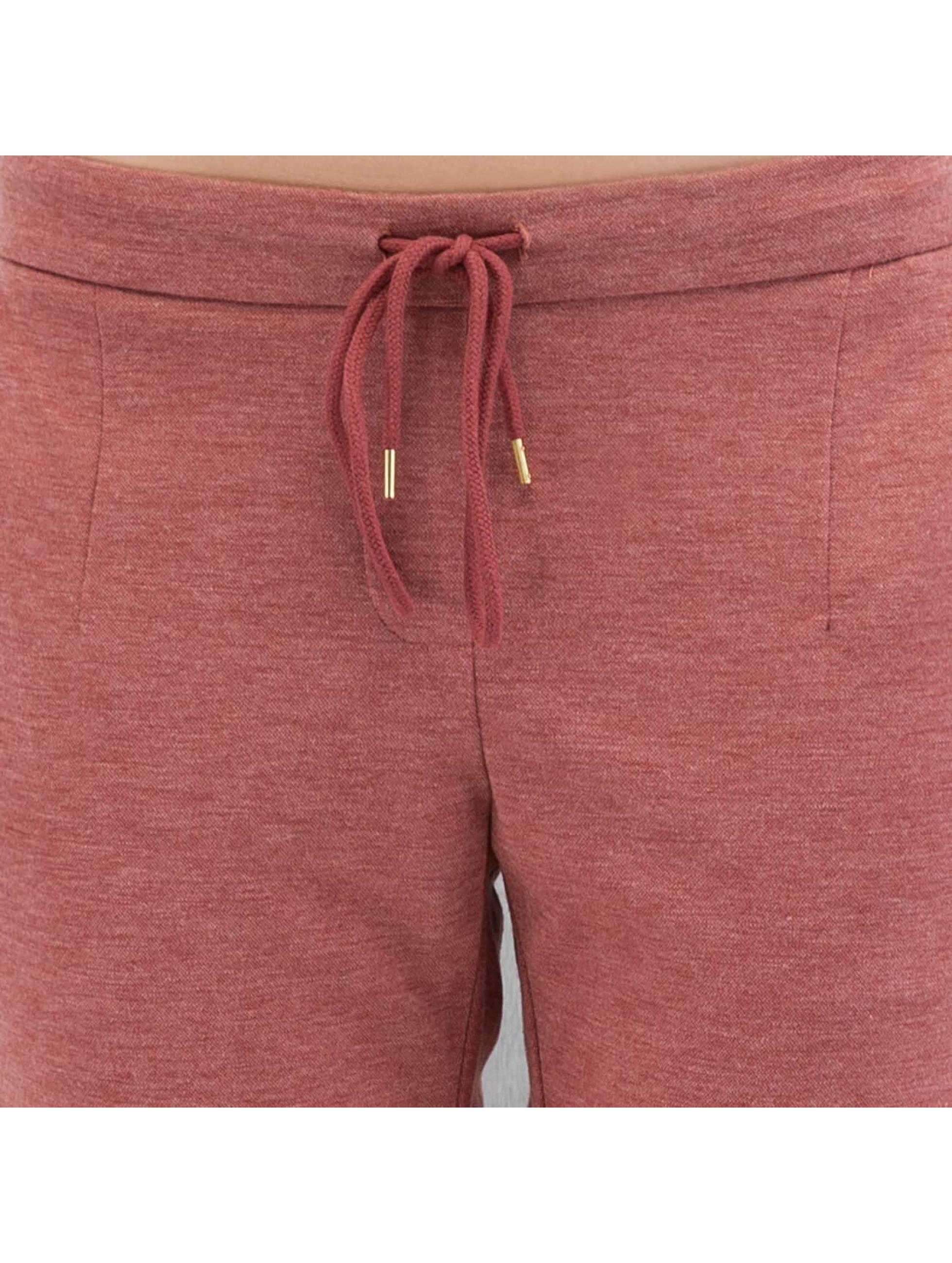 Vero Moda tepláky vmCassy Ancle Pants èervená
