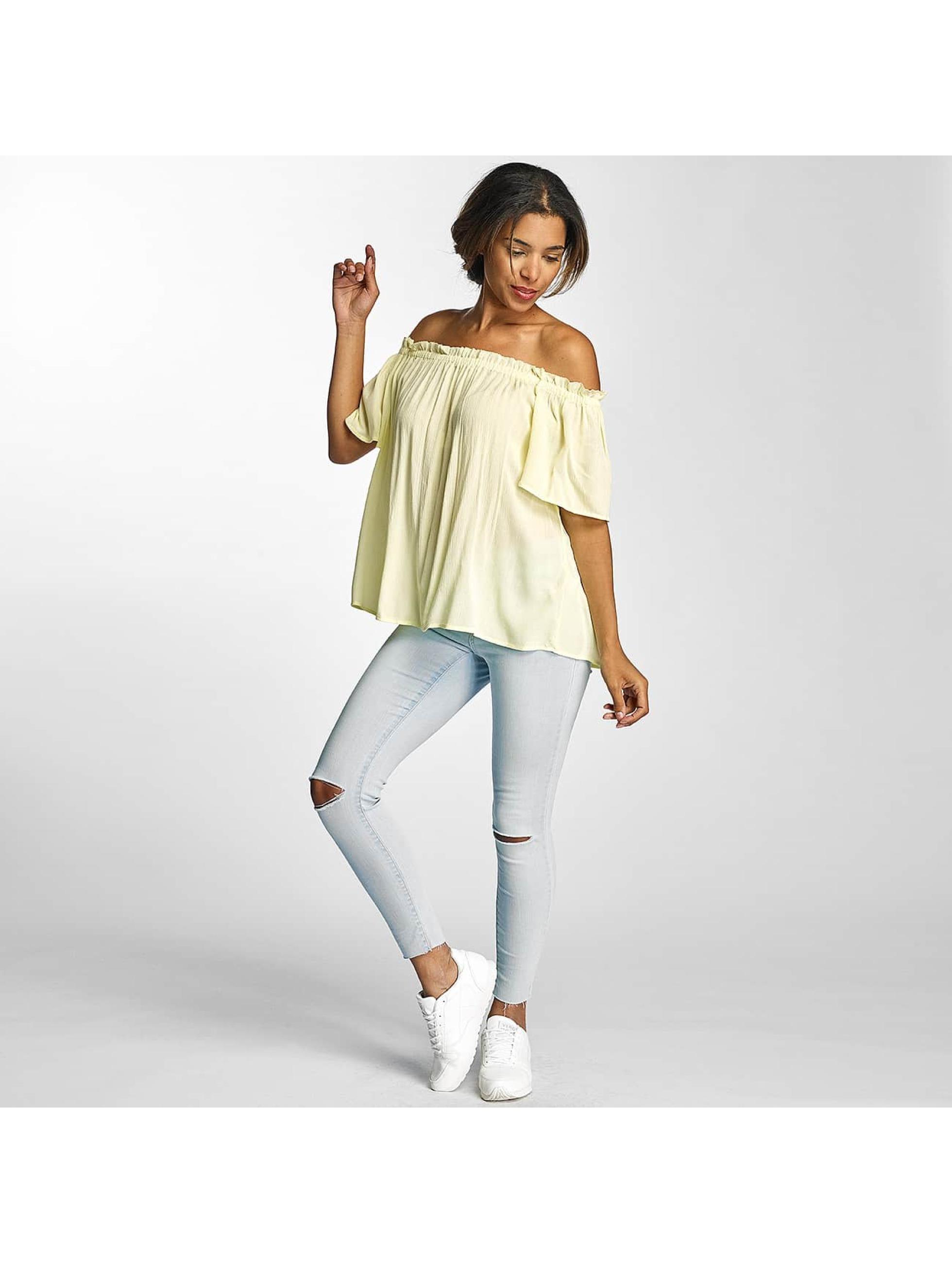 Vero Moda Top vmPatricia gelb