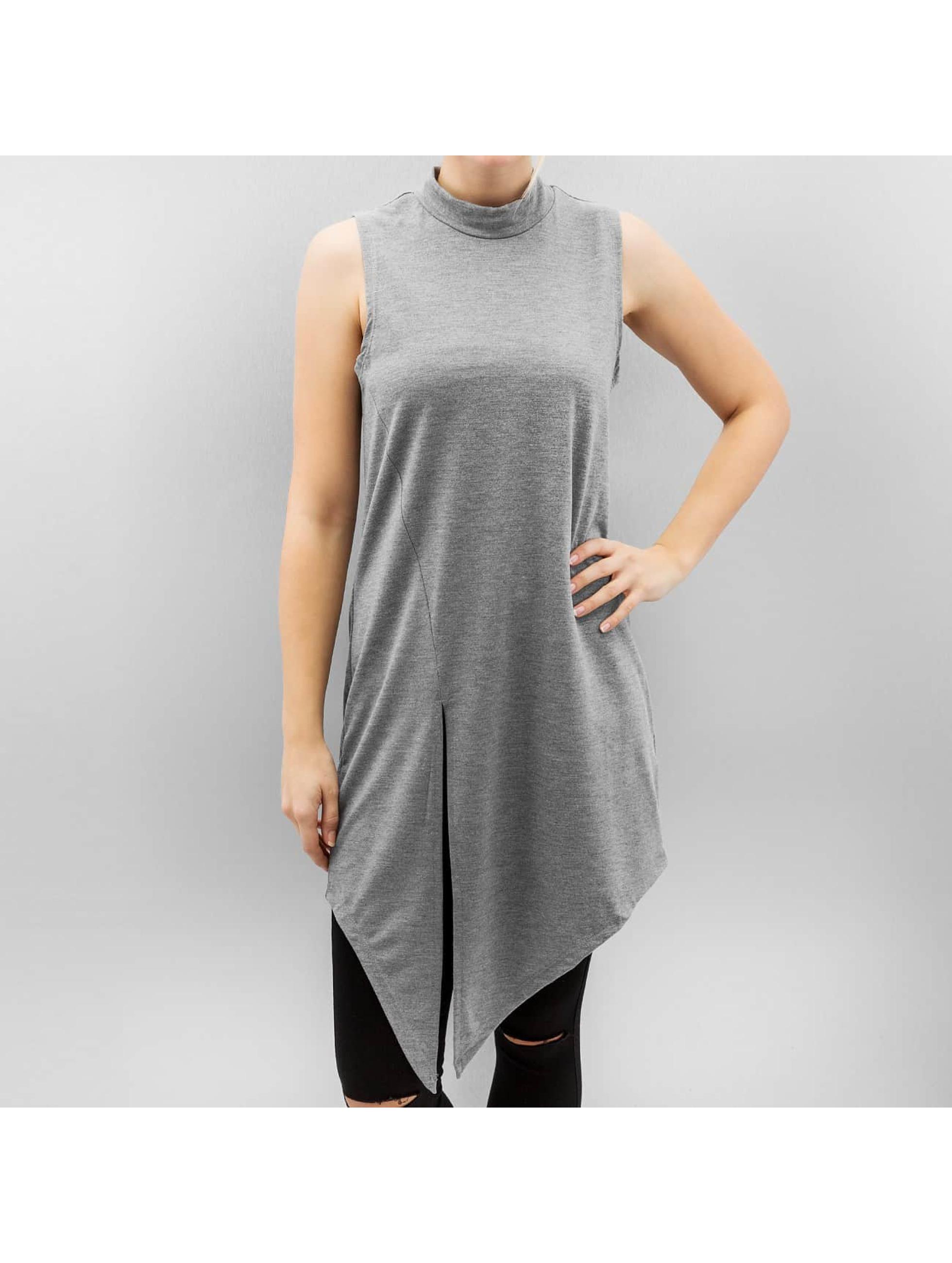 Vero Moda top vmMisra grijs