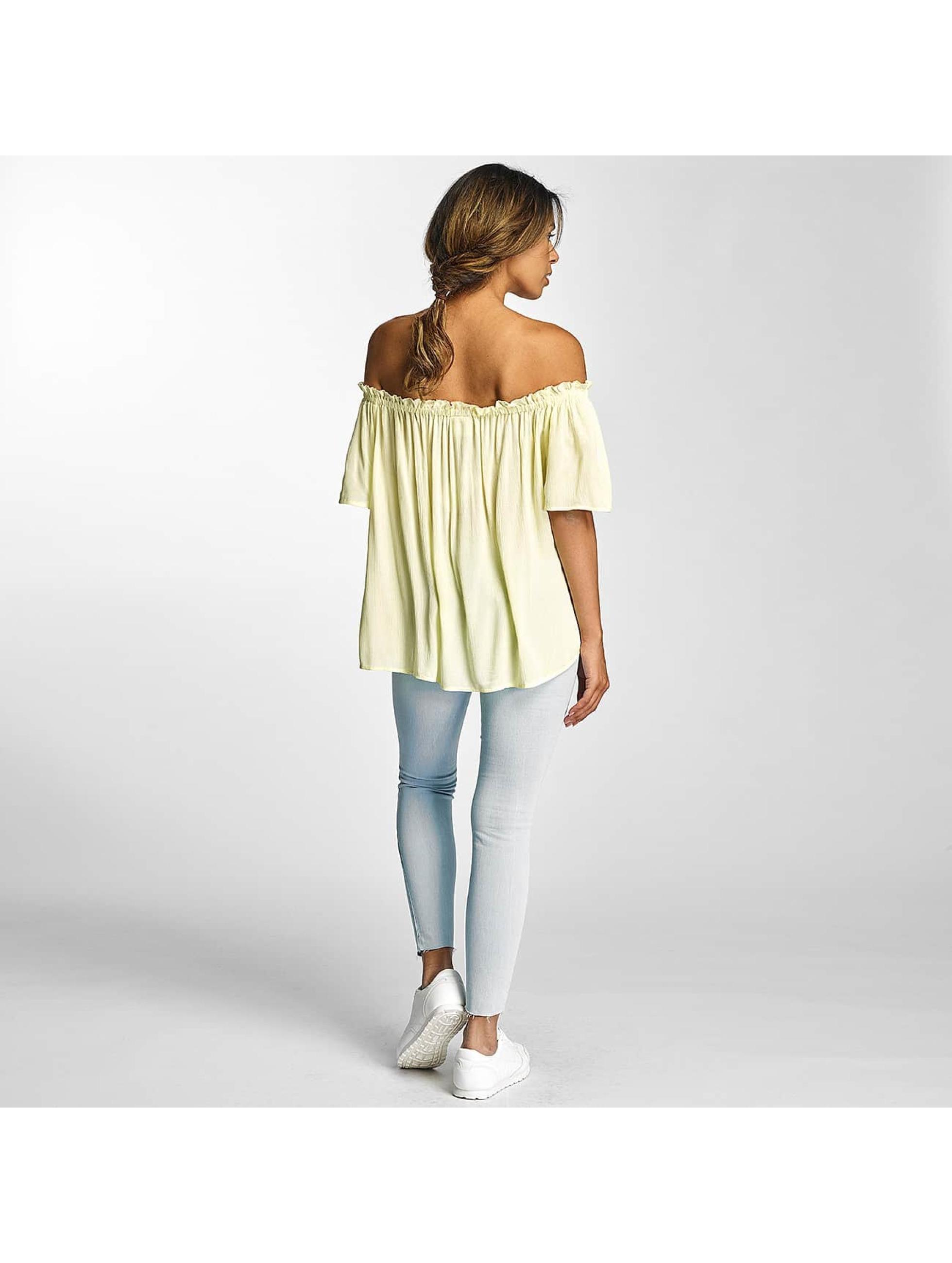 Vero Moda Topy/Tielka vmPatricia žltá