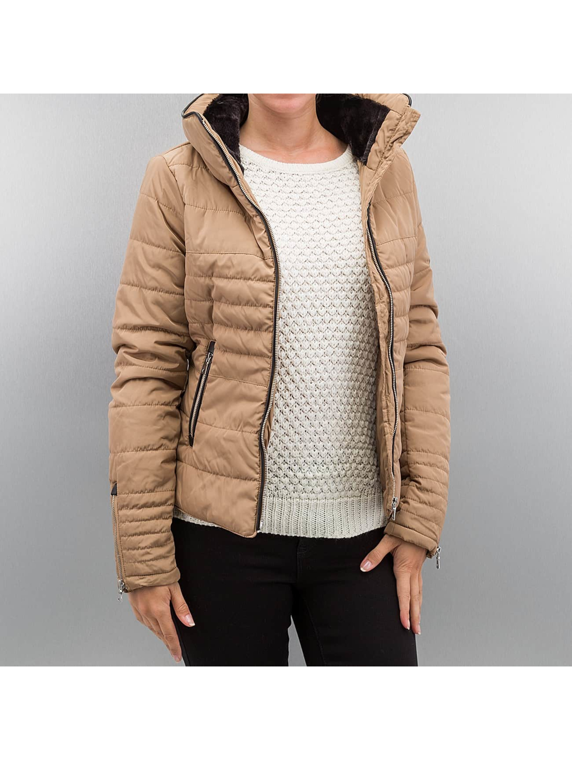 Vero Moda Transitional Jackets vmLulu beige