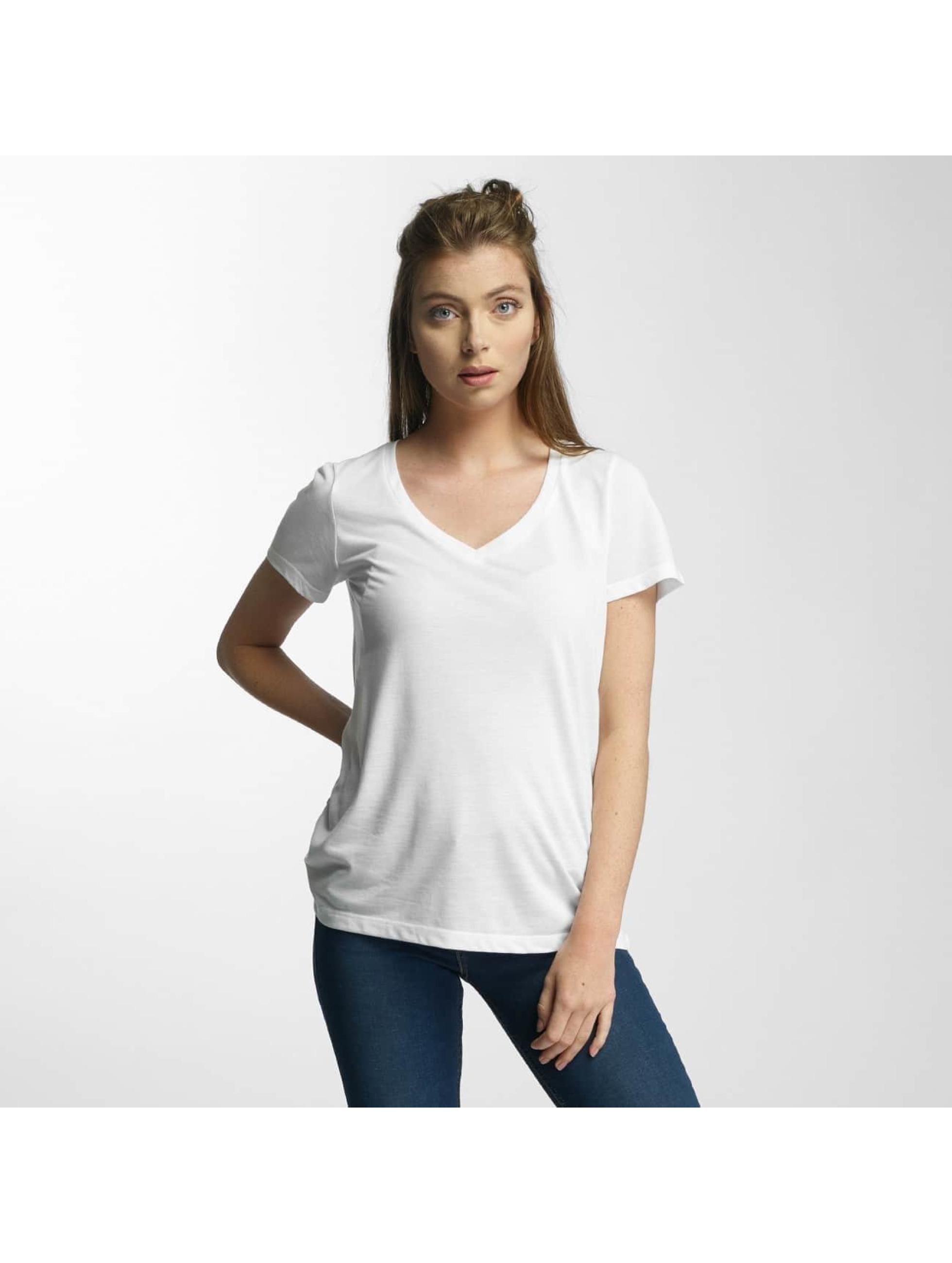 Vero Moda Tričká vmSpicy biela
