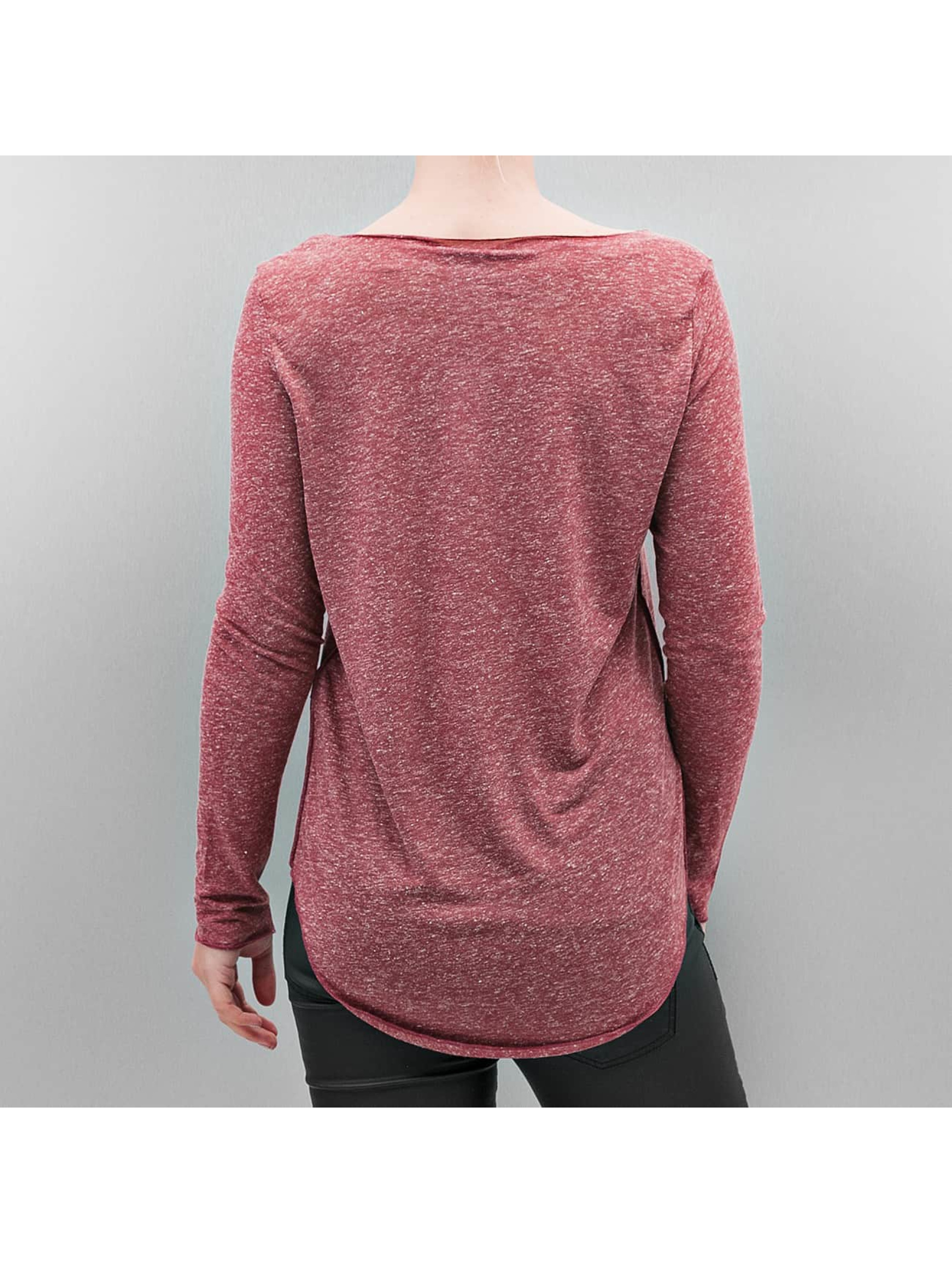 Vero Moda Tričká dlhý rukáv vmLua èervená